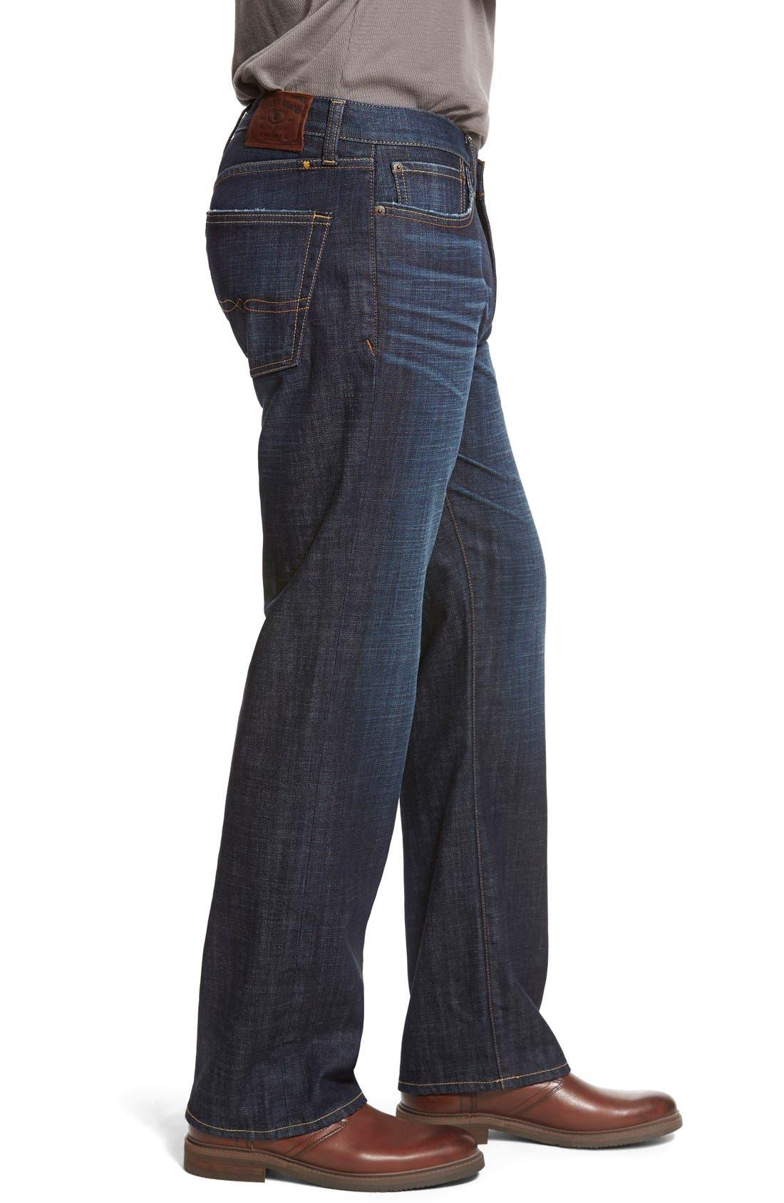 Alternate Image 3  - Lucky Brand '361 Vintage' Straight Leg Jeans (Whispering Pines)