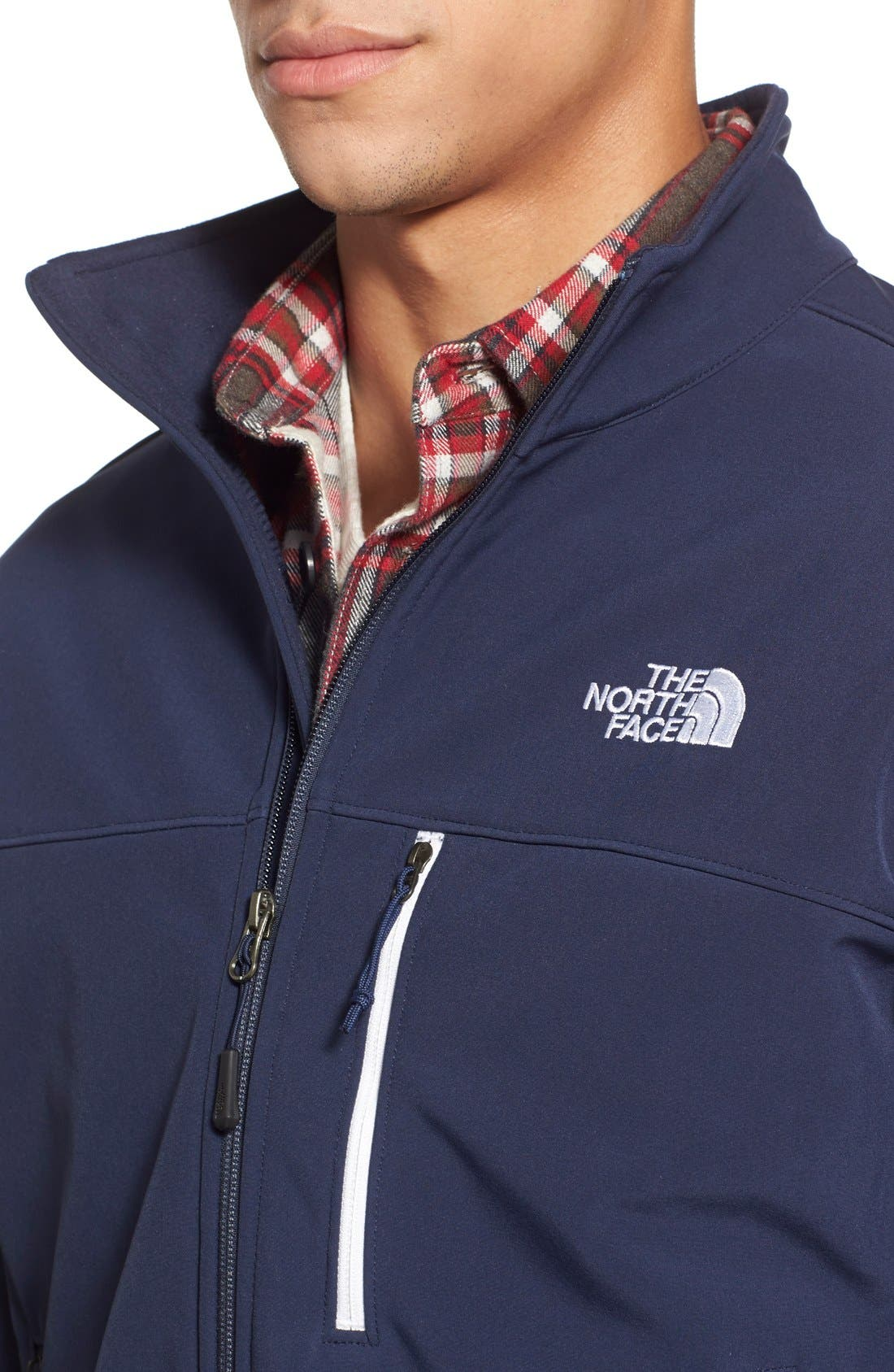 Alternate Image 4  - The North Face 'Apex Bionic' ClimateBlock™ Windproof & Water Resistant Softshell Jacket