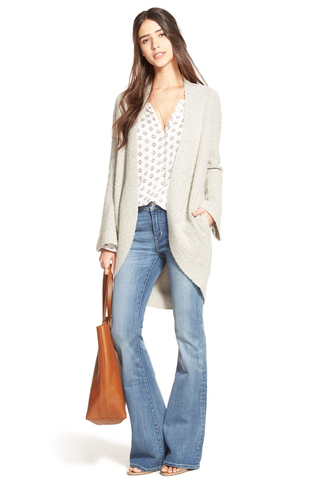 Alternate Image 7  - Madewell 'The Transport' Leather Tote