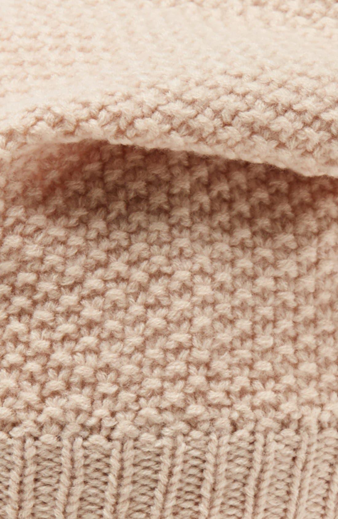 Alternate Image 2  - Sole Society Wool Knit Beanie