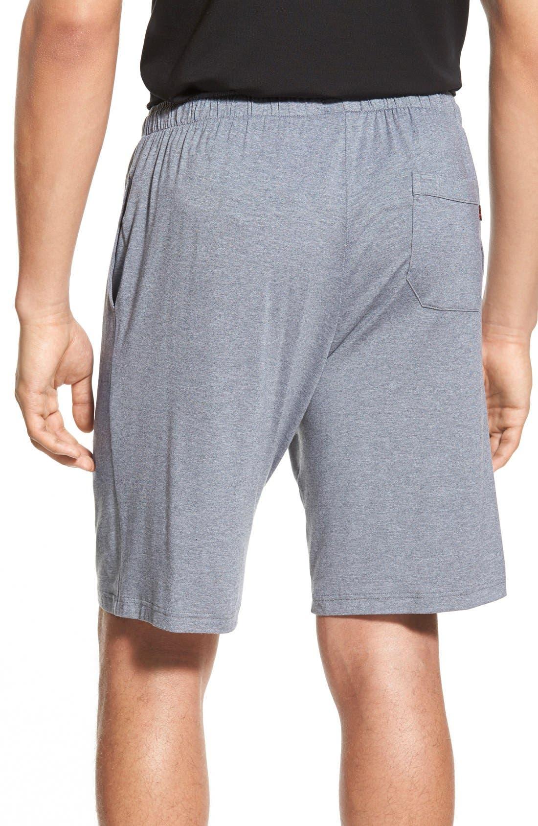 Alternate Image 2  - Derek Rose 'Marlowe' Stretch Modal Lounge Shorts