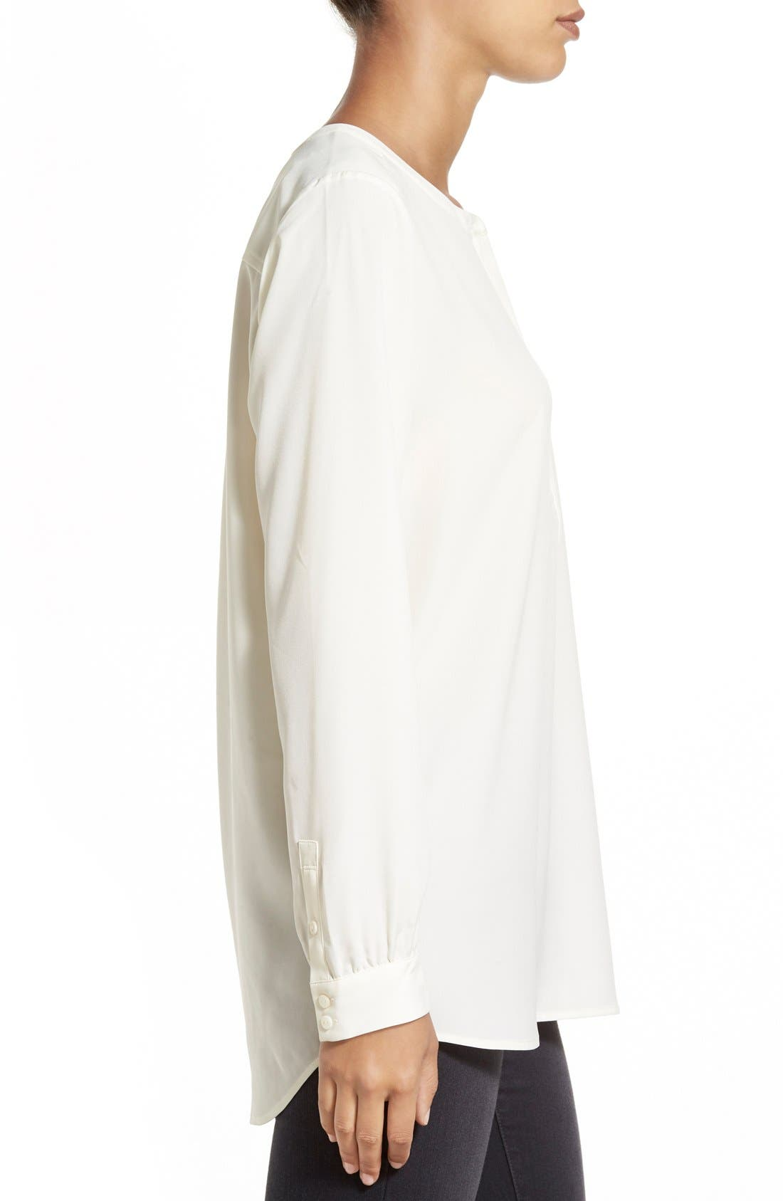 Alternate Image 3  - NYDJ Woven Tunic Top (Regular & Petite)