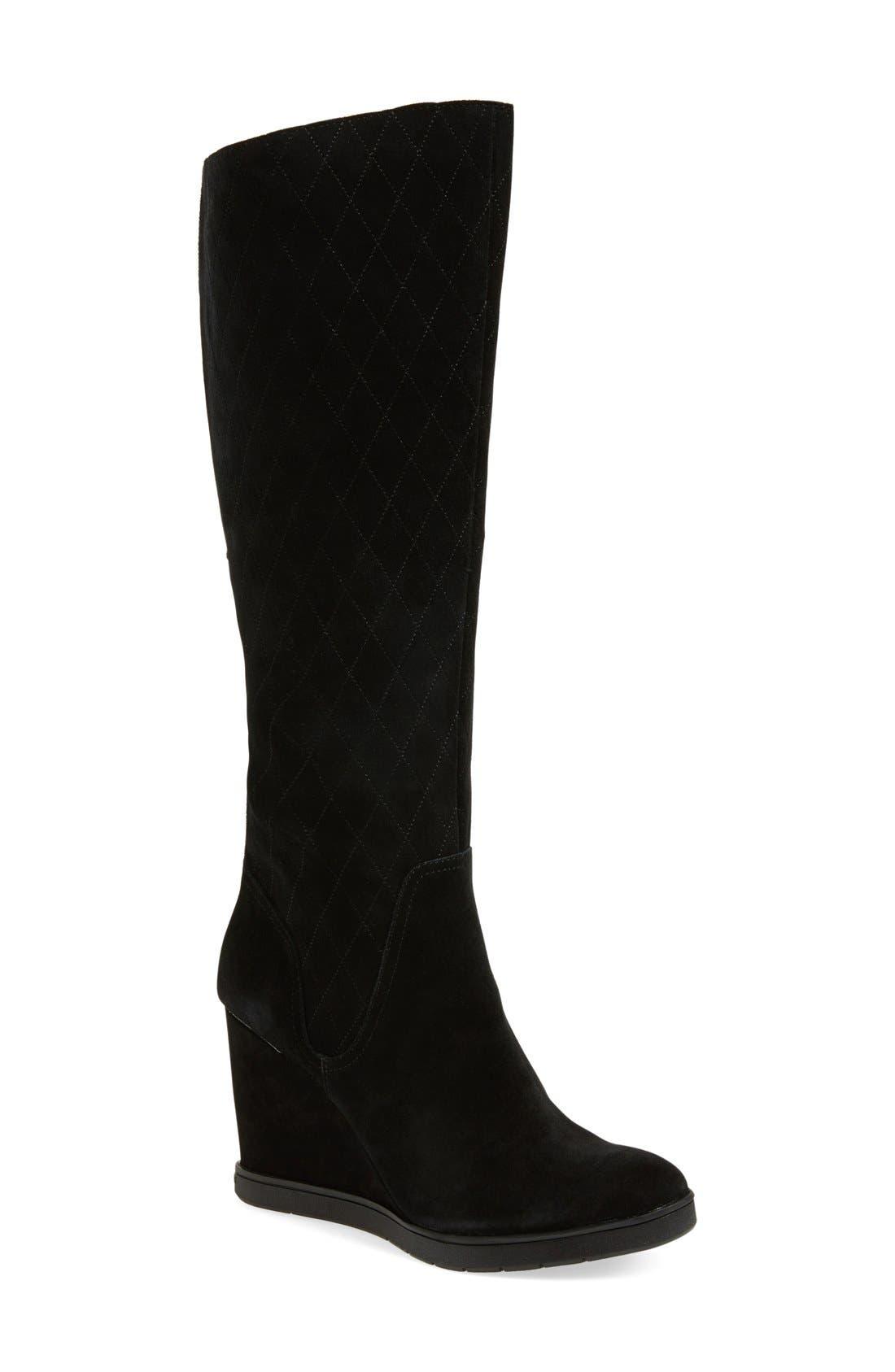 Alternate Image 1 Selected - Donald J Pliner 'Cadi' Wedge Boot (Women)