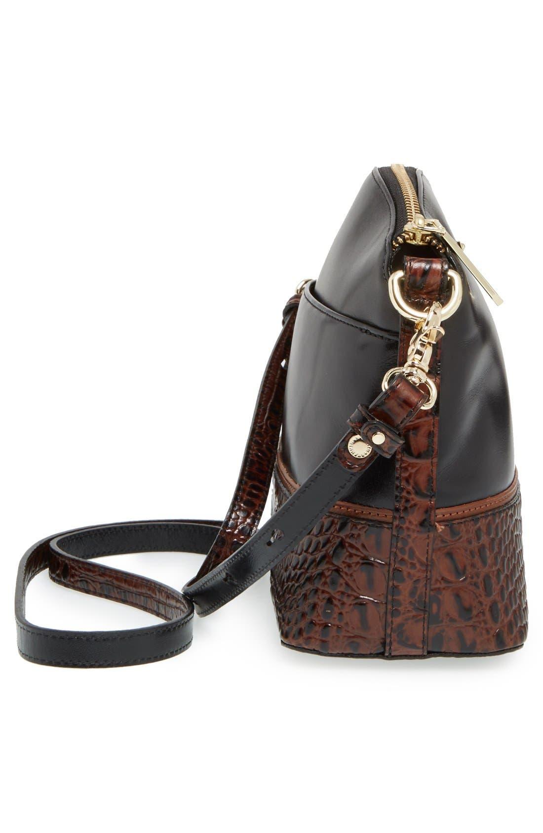 Alternate Image 5  - Brahmin 'Mini Duxbury' Crossbody Bag
