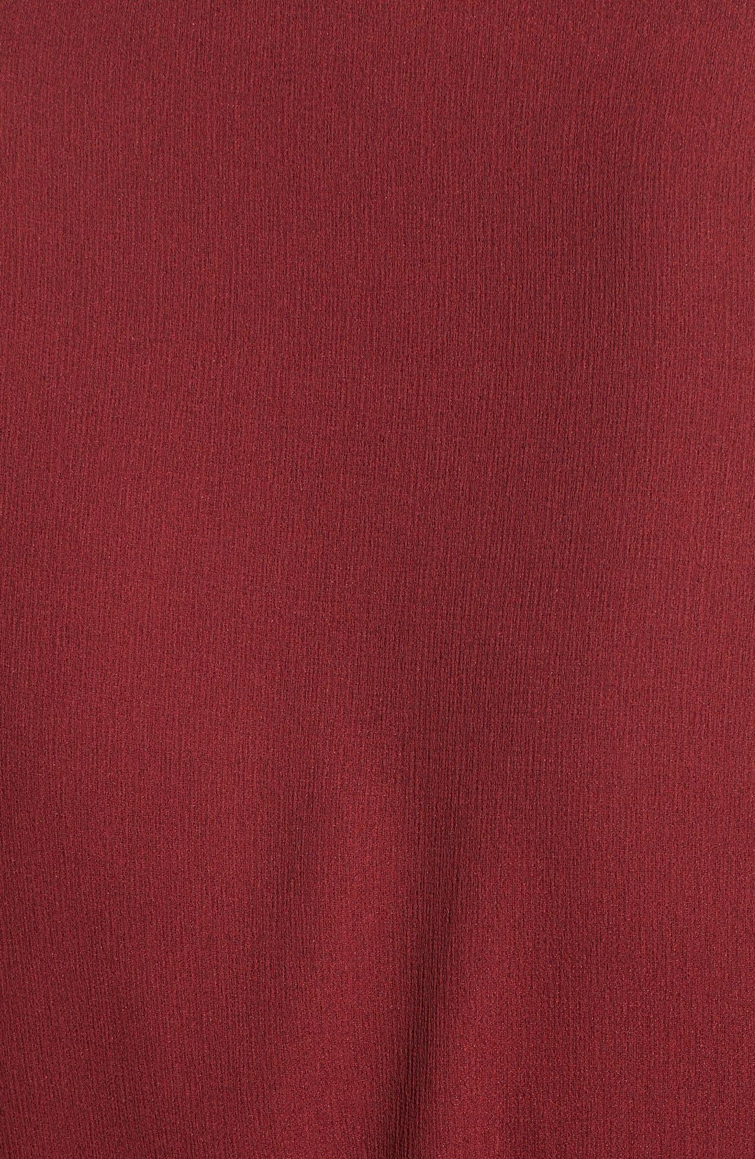 Alternate Image 5  - jella c. Henley Shirt Dress