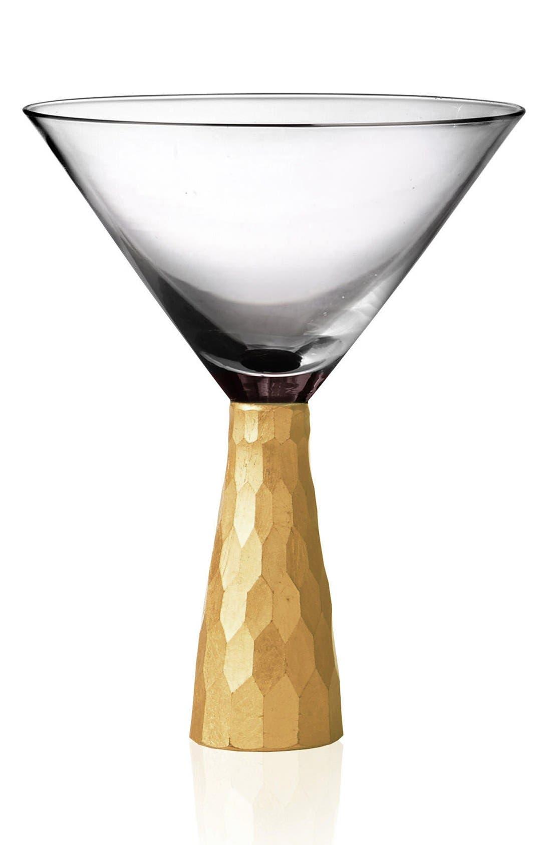 Main Image - American Atelier 'Daphne' Martini Glasses (Set of 4)