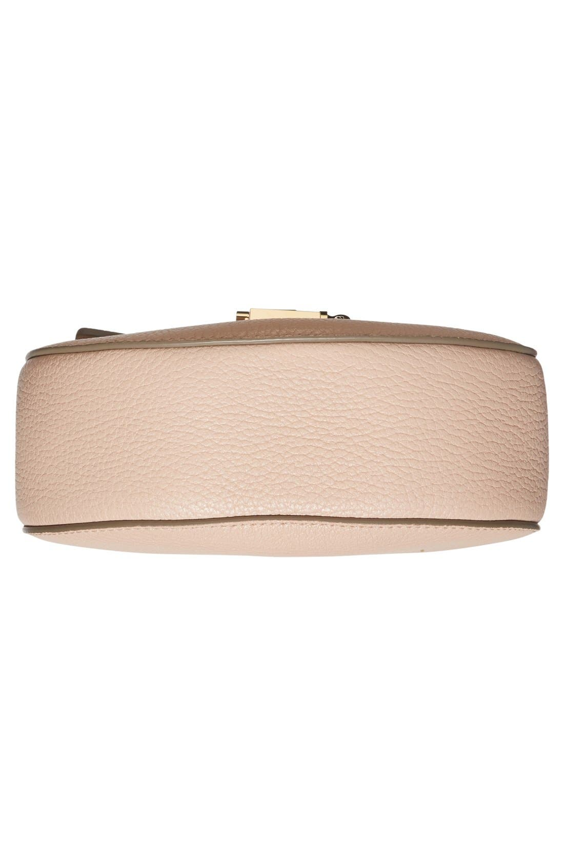 Alternate Image 6  - Chloé 'Mini Drew' Leather Shoulder Bag