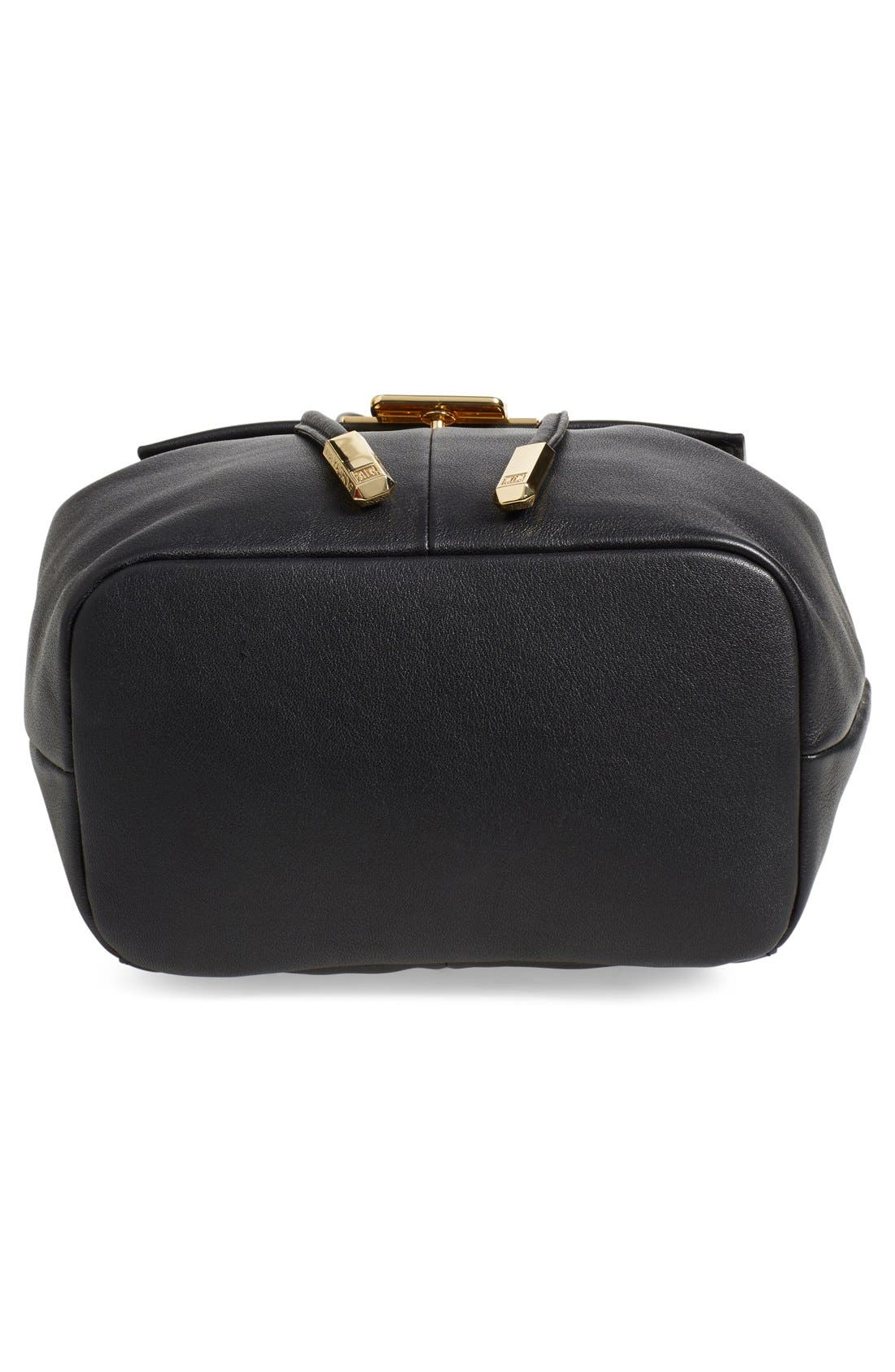 Alternate Image 6  - Ivanka Trump 'Mini Turner' Leather Backpack