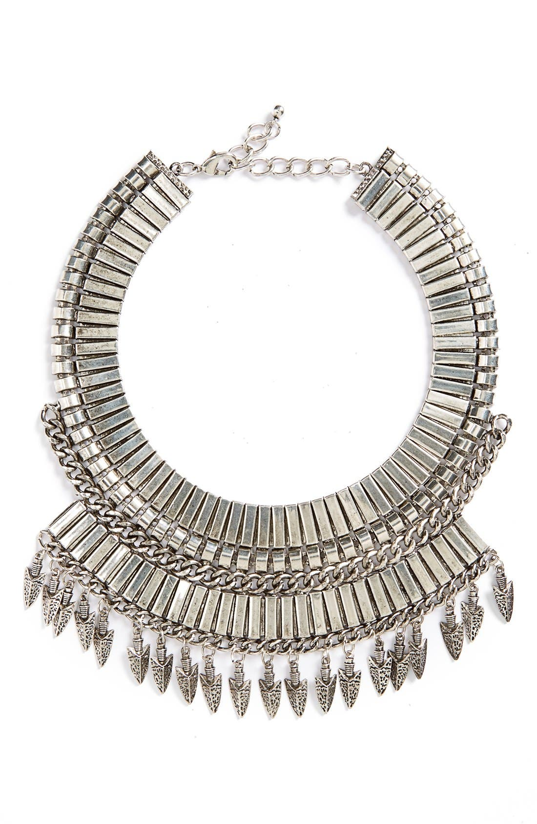 Alternate Image 1 Selected - Leith 'Armour' Collar Necklace
