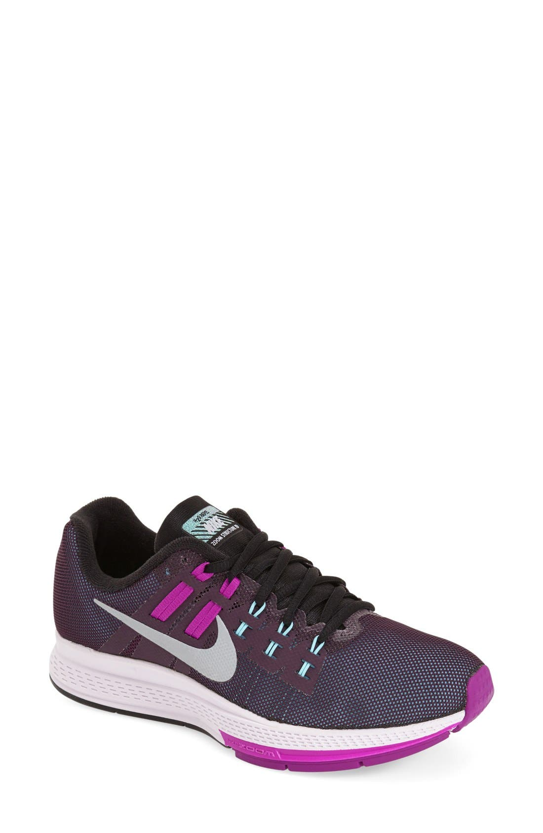 Alternate Image 1 Selected - Nike 'Air Zoom Structure 19' Running Shoe (Women)
