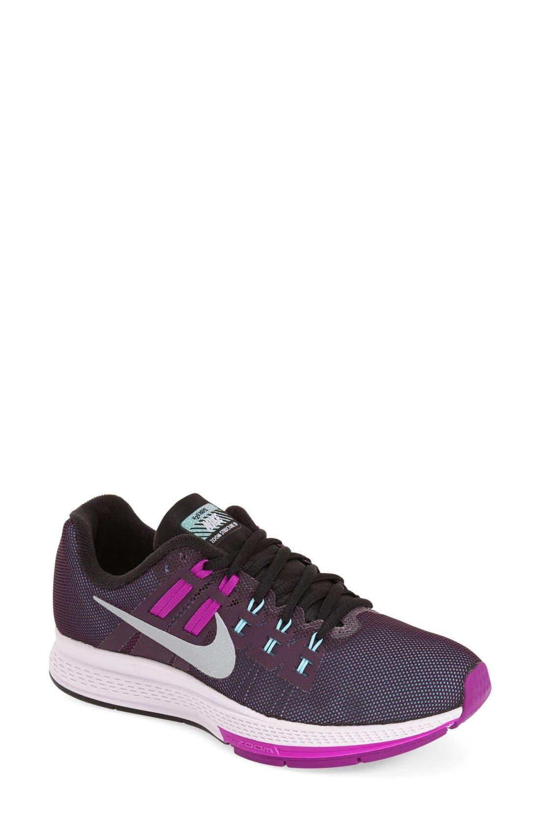 Main Image - Nike 'Air Zoom Structure 19' Running Shoe (Women)