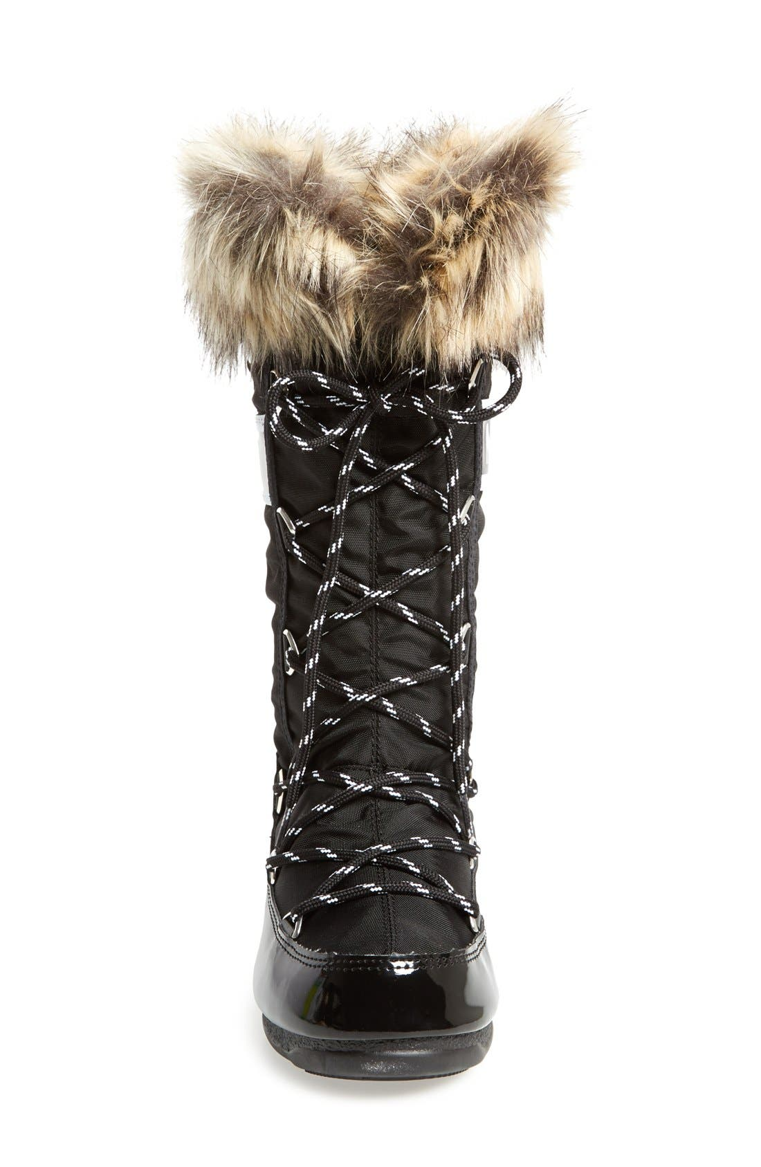 Alternate Image 3  - Tecnica® 'Monaco' Waterproof Insulated Moon Boot® (Women)