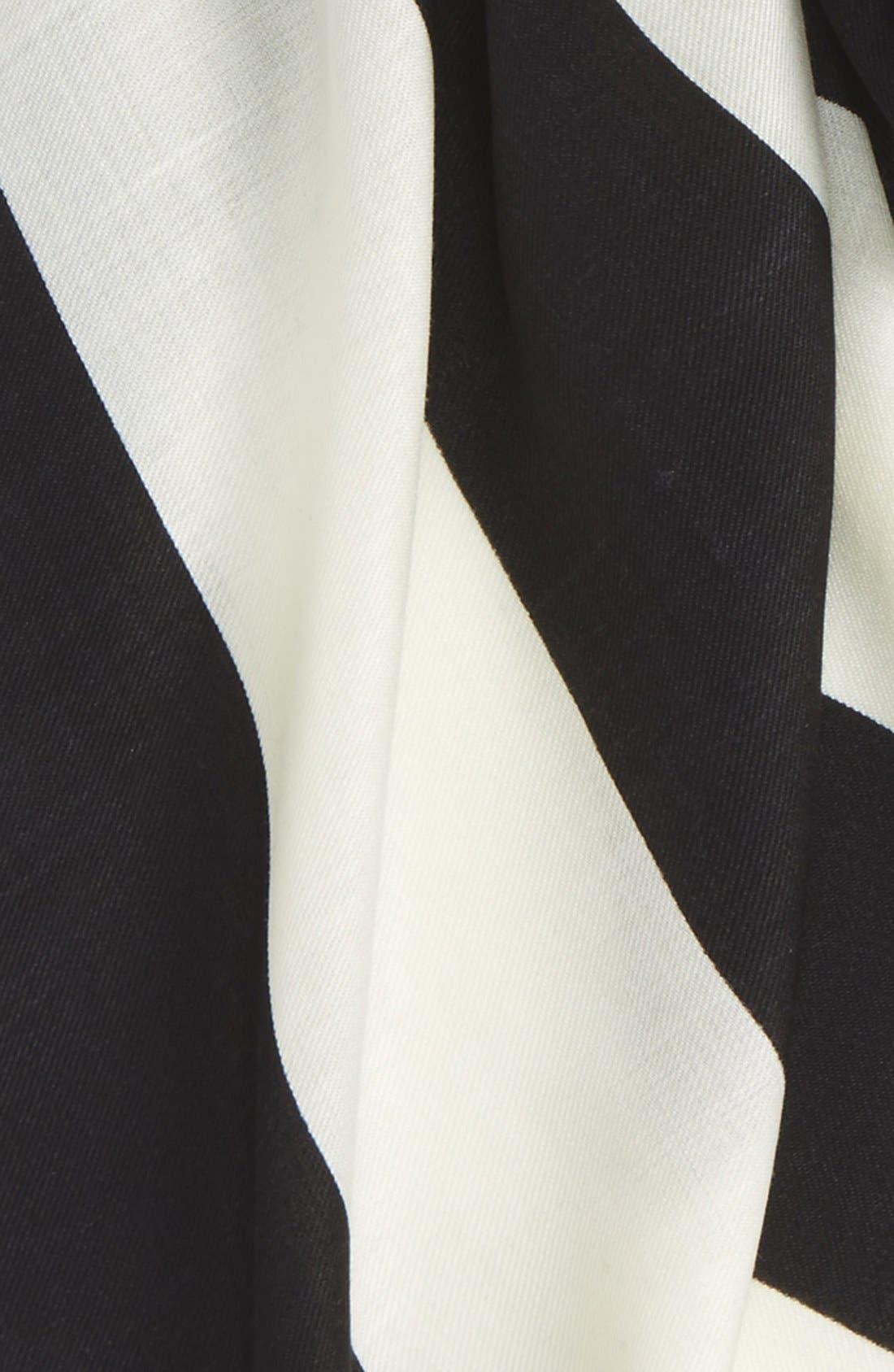 Alternate Image 3  - Givenchy 'American Flag' Wool & Silk Scarf