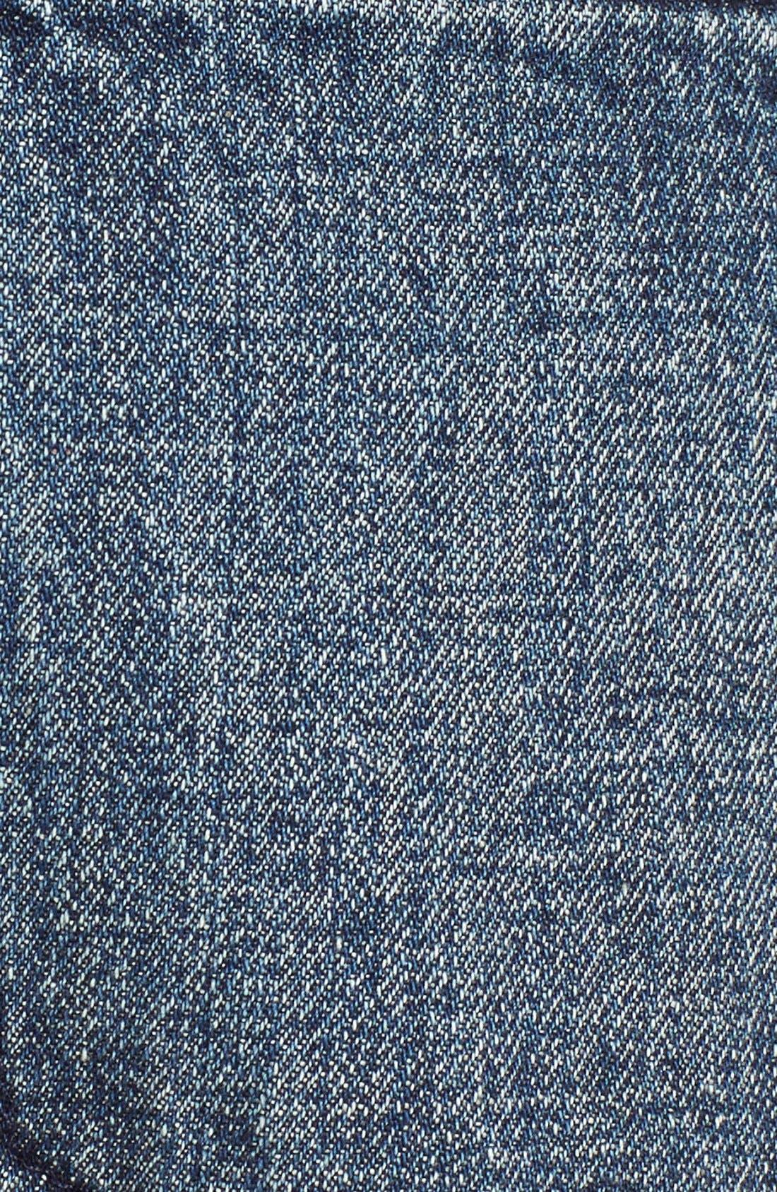 Alternate Image 5  - Volcom 'Stoneshort 3' Denim Shorts