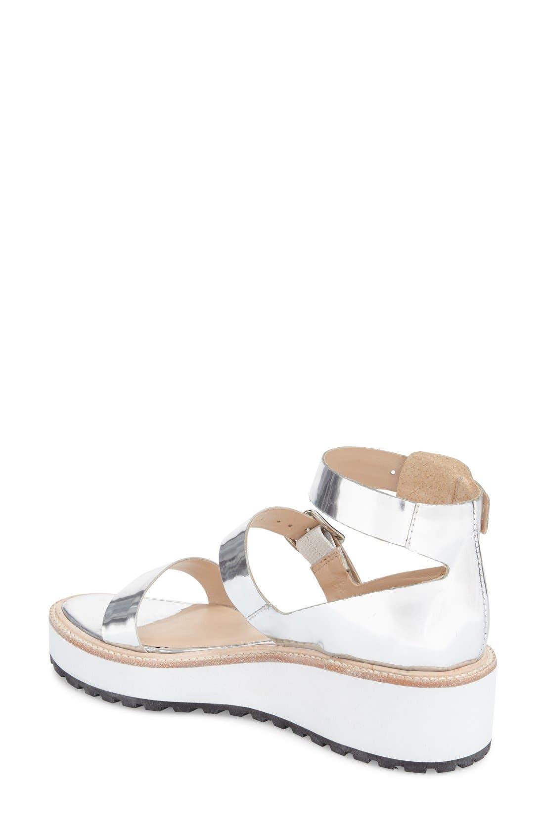 Alternate Image 2  - Loeffler Randall 'Pia' Platform Wedge Sandal (Women)