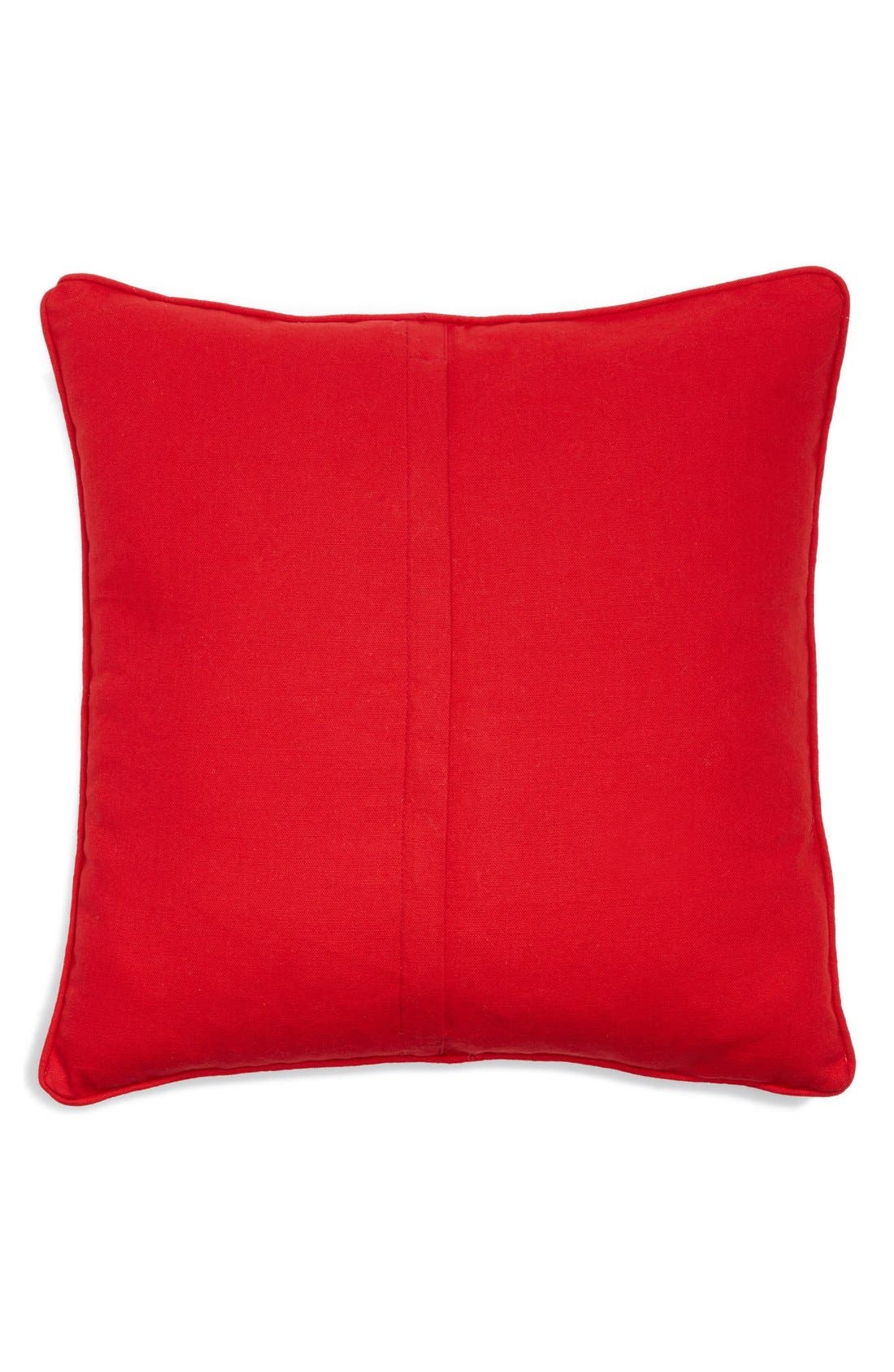 Alternate Image 2  - Levtex 'Tic Tac Toe' Accent Pillow