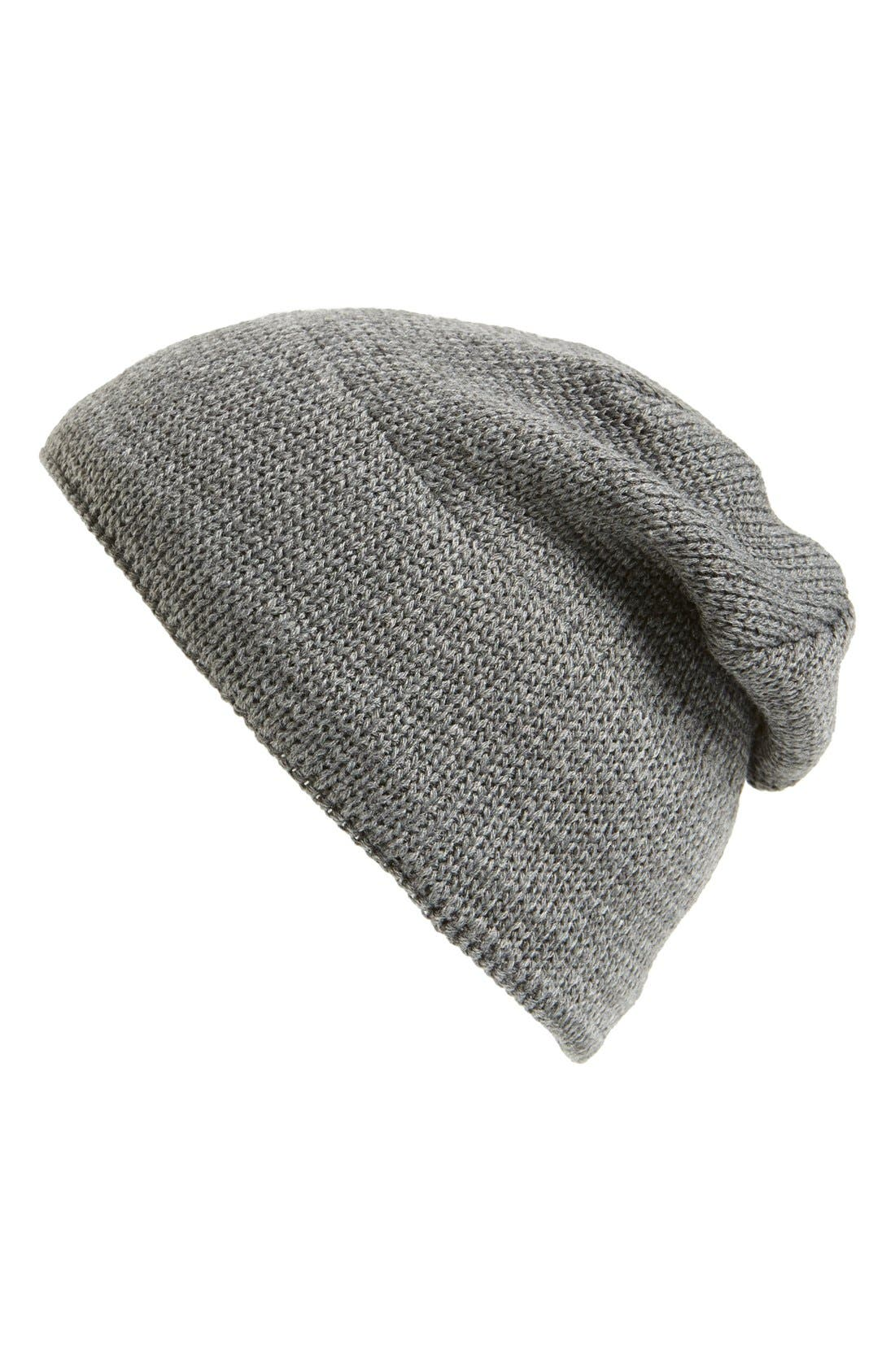 Main Image - The Rail Fleece Lined Beanie
