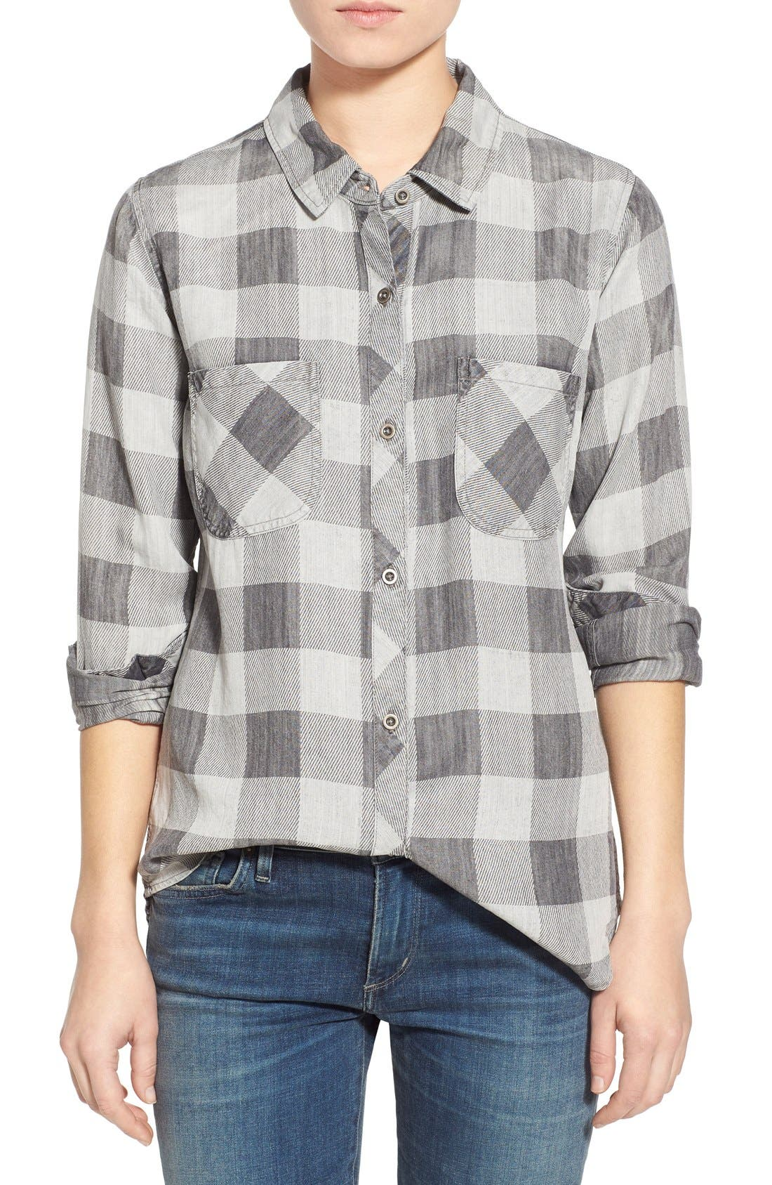 Alternate Image 1 Selected - Rails 'Carter' Buffalo Check Shirt
