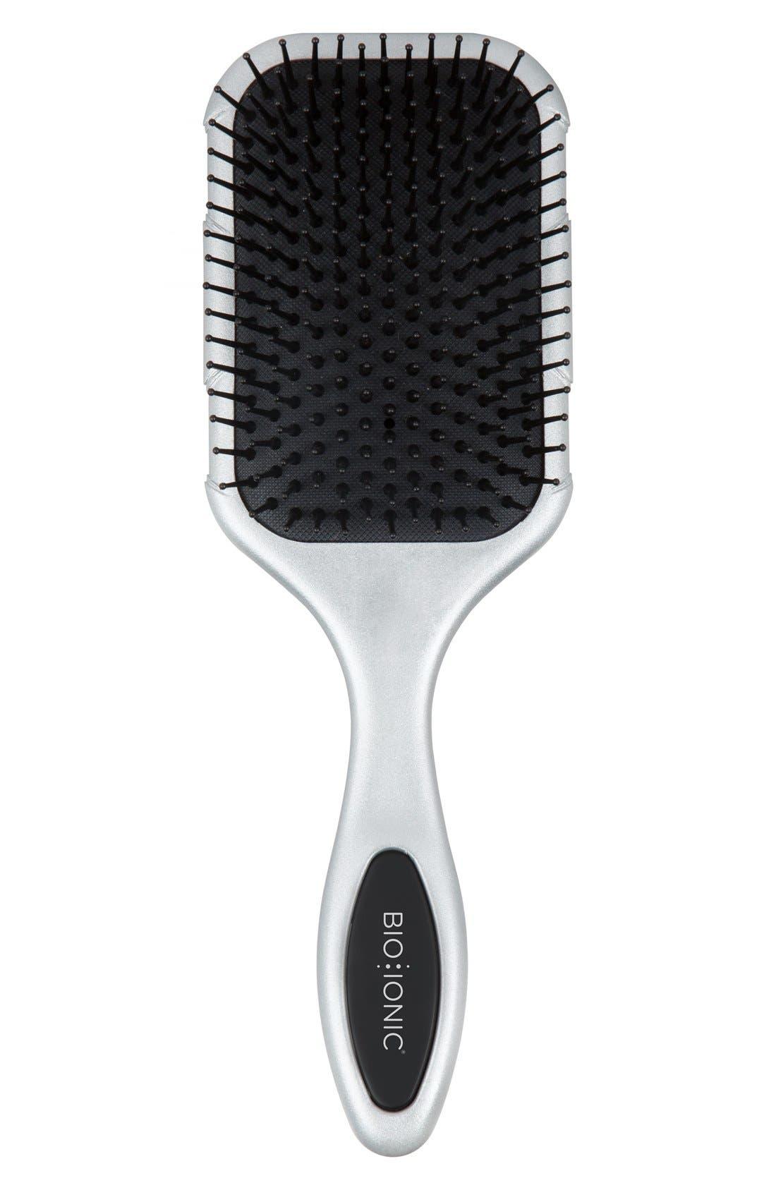 BIO IONIC 'SilverClassic' Paddle Brush