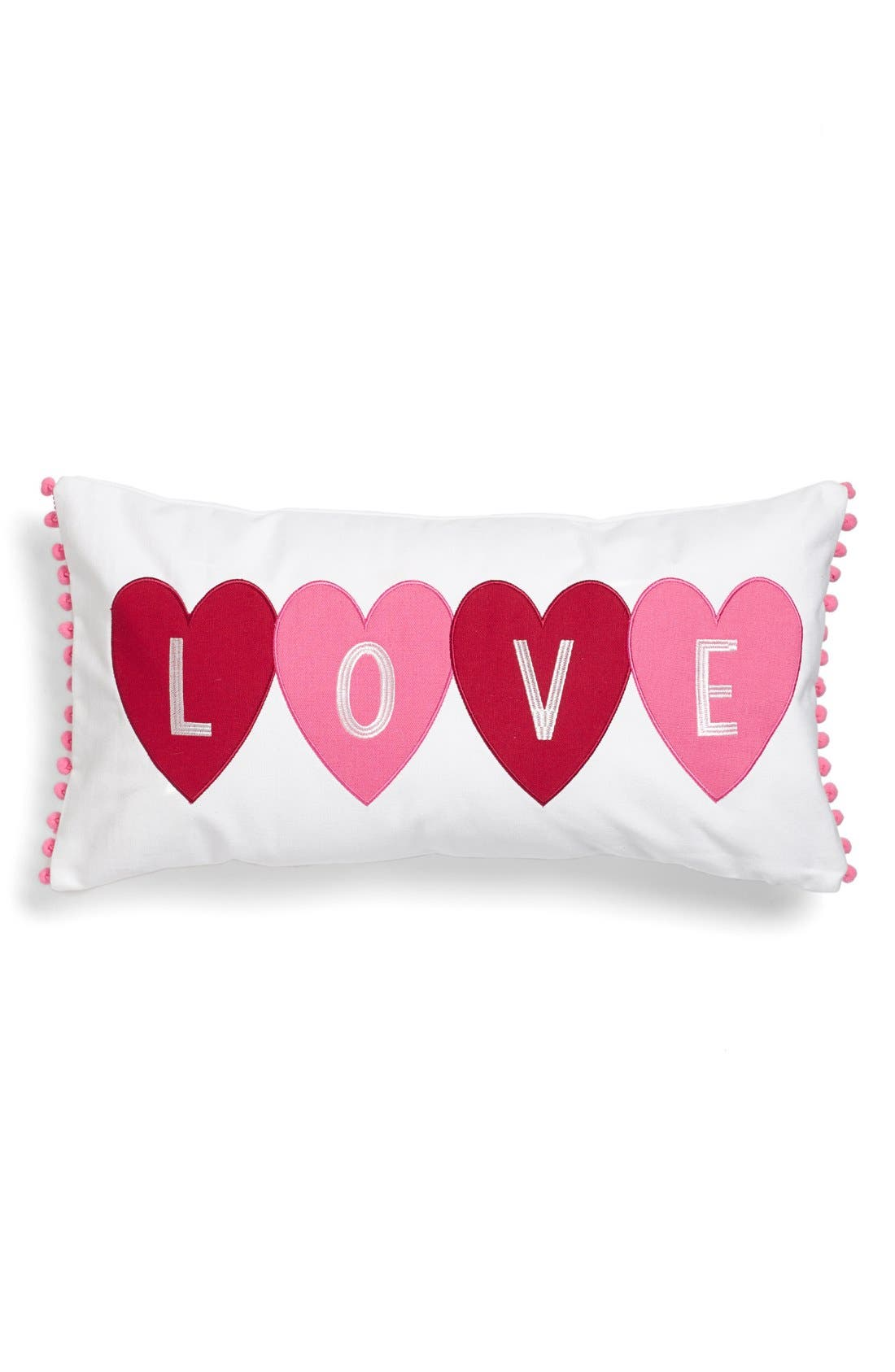 Alternate Image 1 Selected - Levtex 'Love' Pillow