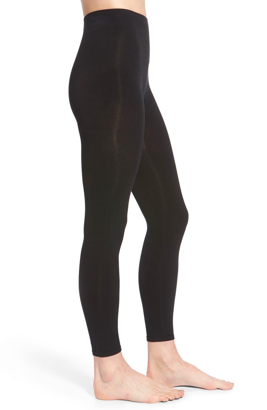 Alternate Image 3  - SPANX® 'Look-at-Me' Shaping Leggings