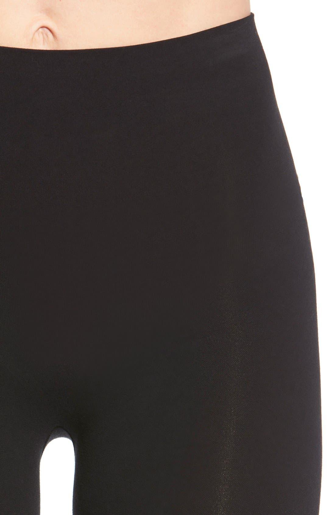 Alternate Image 4  - SPANX® 'Look-at-Me' Shaping Leggings