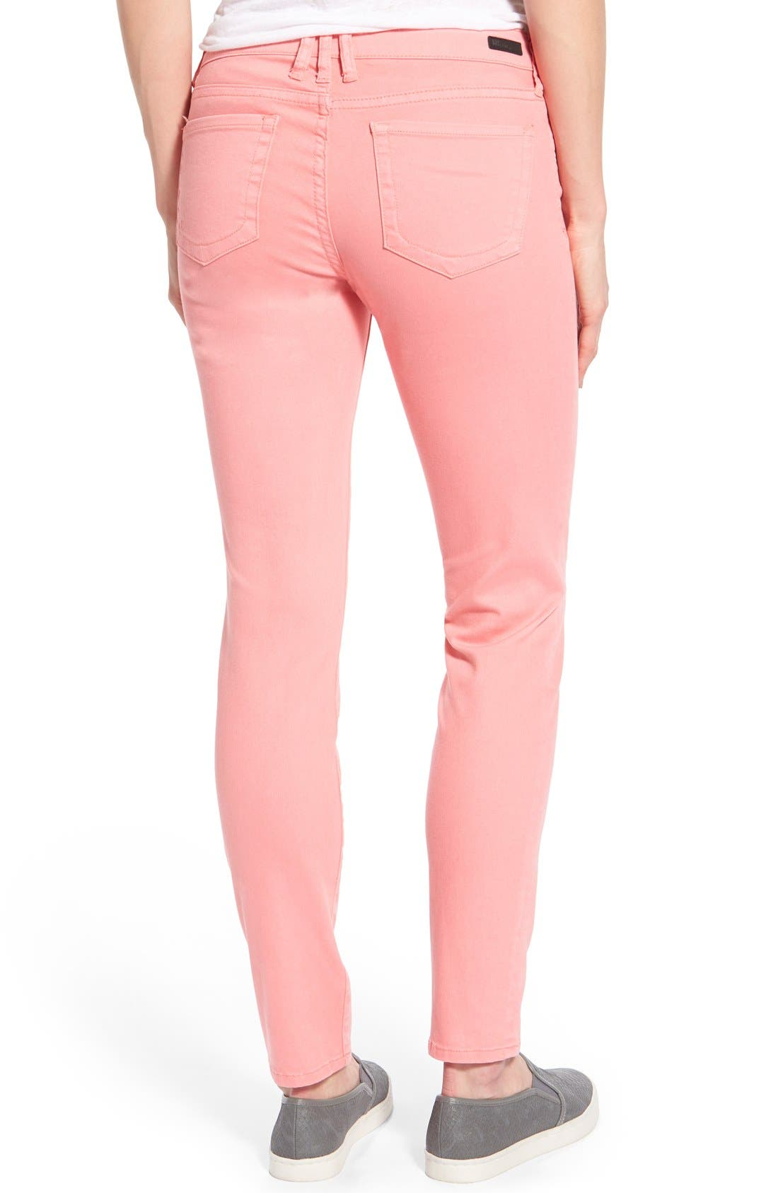Alternate Image 3  - KUT from the Kloth 'Diana' Skinny Five-Pocket Pants