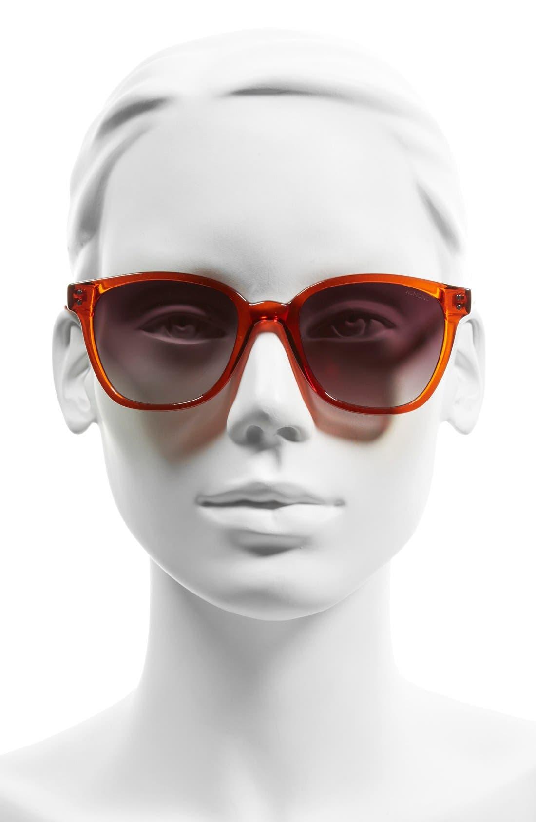 Alternate Image 2  - Komono 'Renee' 50mm Sunglasses