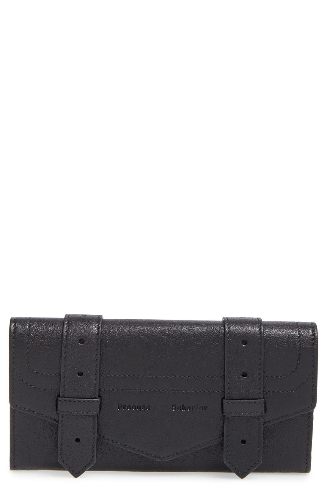 Alternate Image 1 Selected - Proenza Schouler 'PS1' Continental Wallet