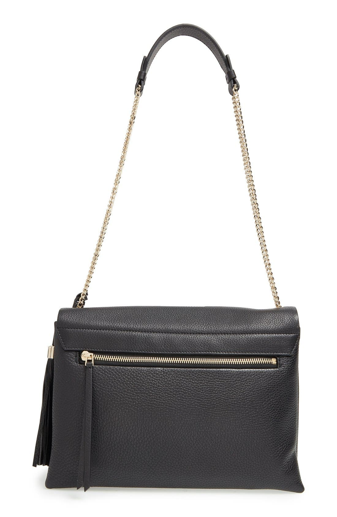 Alternate Image 3  - Lanvin 'Large Sugar' Tasseled Leather Shoulder Bag