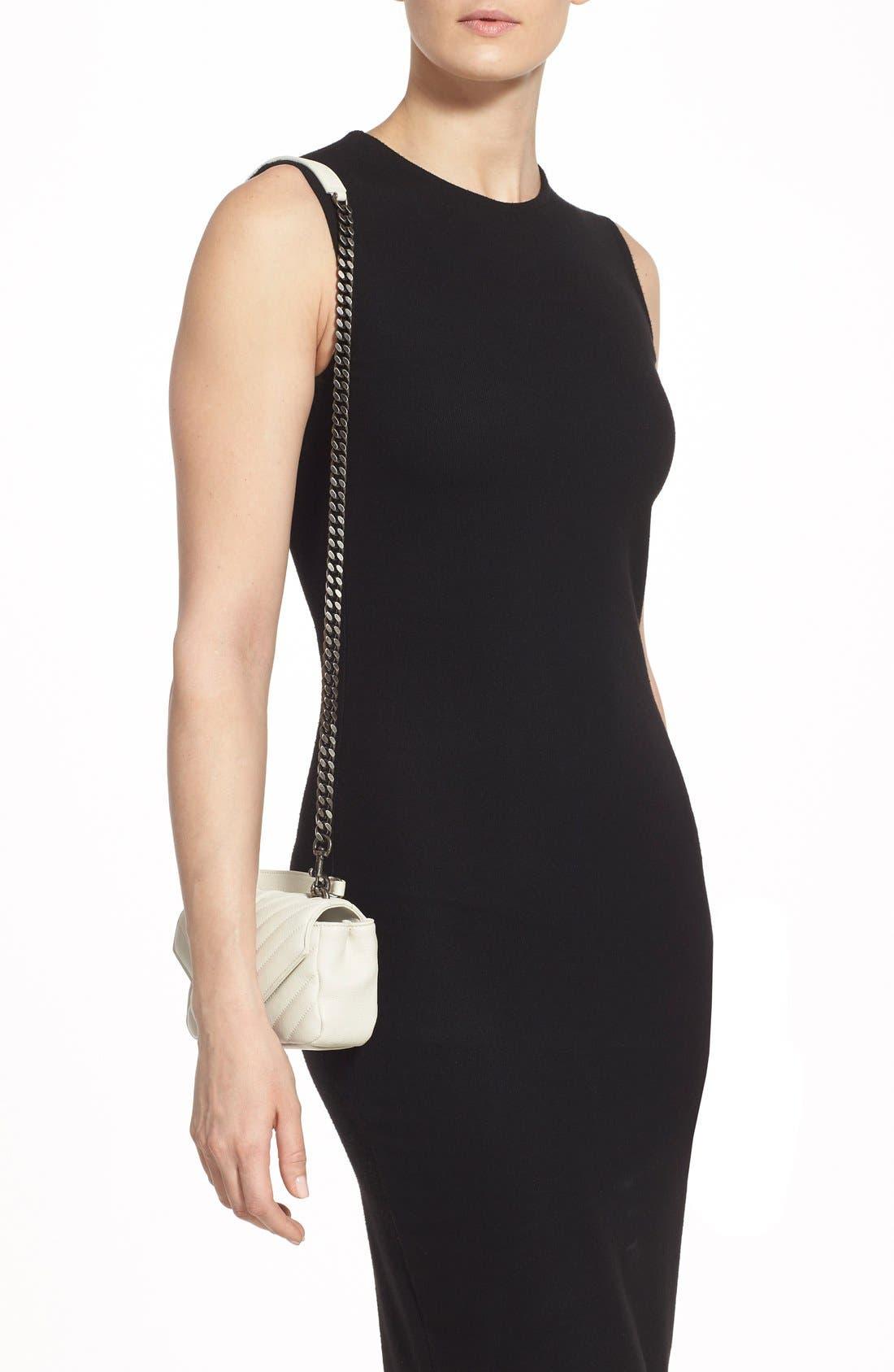 Alternate Image 2  - Saint Laurent 'Monogram' Shoulder Bag
