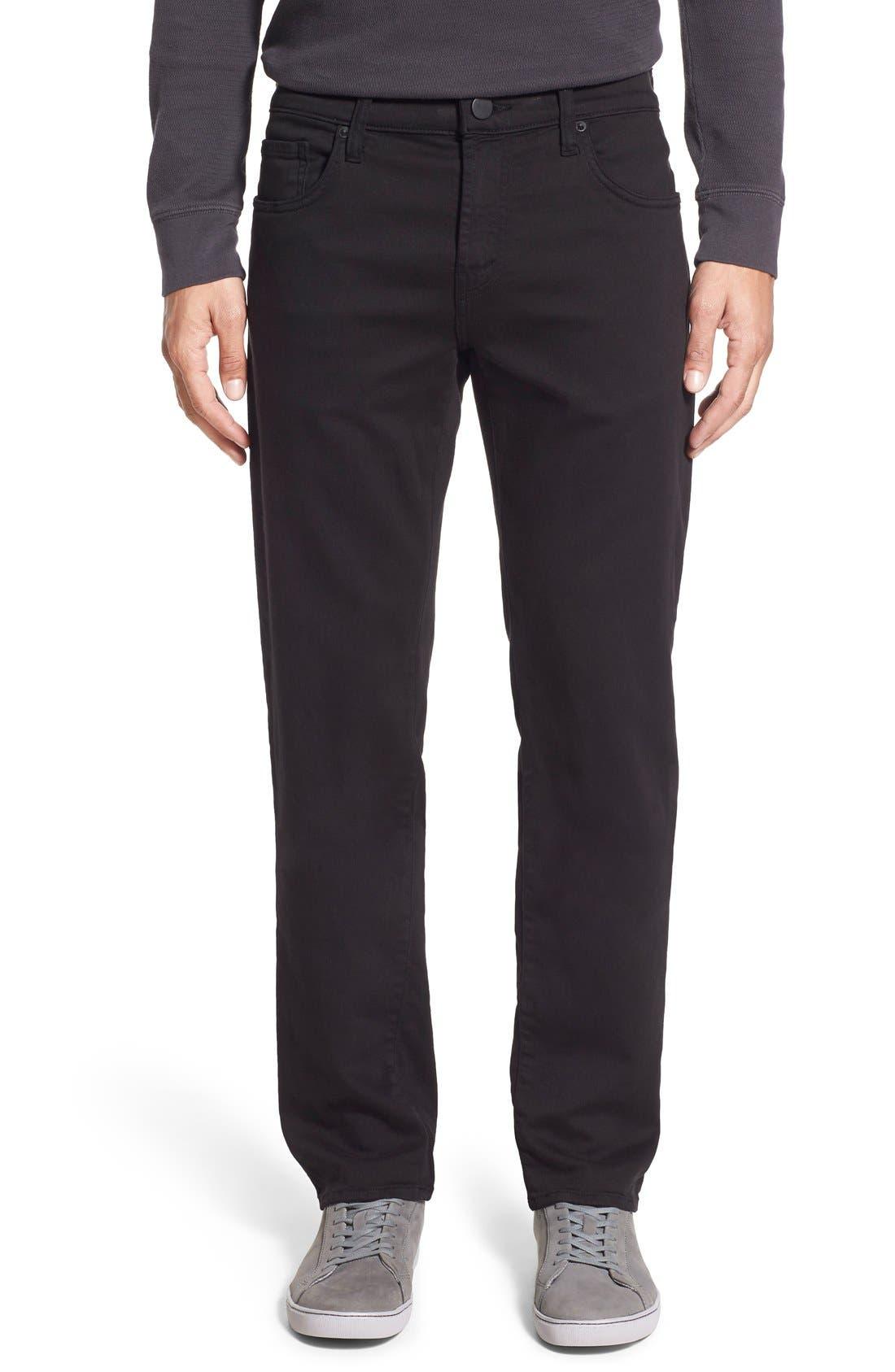 J BRAND 'Kane' Slim Straight Leg Jeans