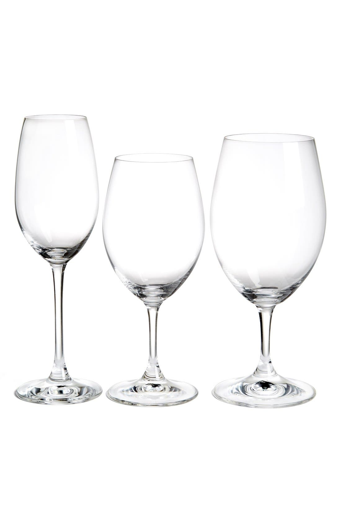 Riedel 'Ouverture' Red Wine, White Wine & Champagne Glasses (Set of 12)