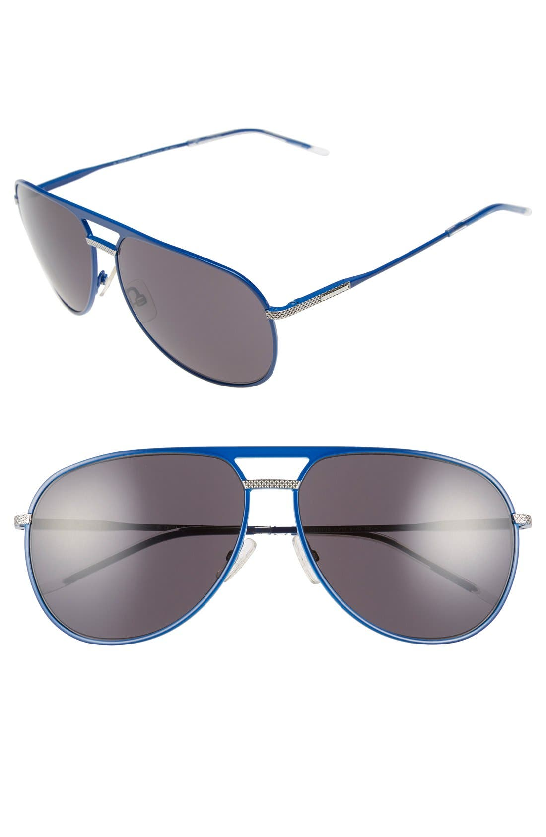 Main Image - Dior Homme '177S' 61mm Polarized Sunglasses