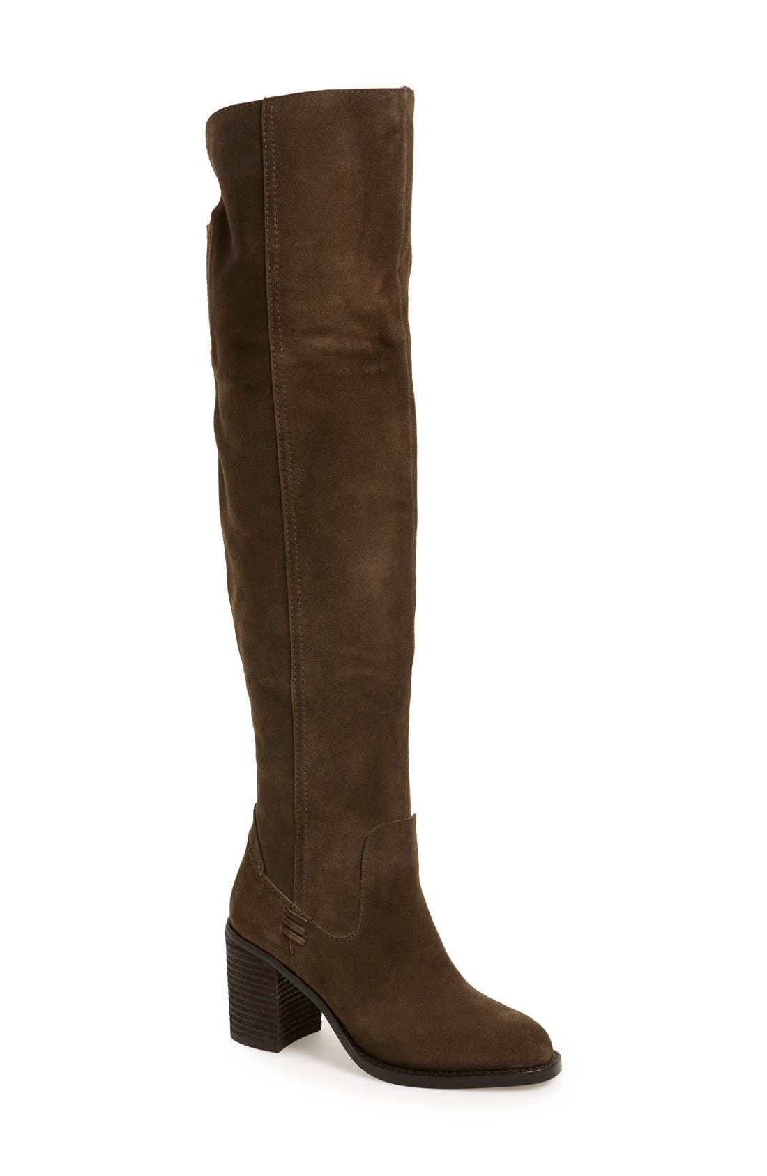Main Image - Jeffrey Campbell 'Raylan' Over the Knee Boot (Women)