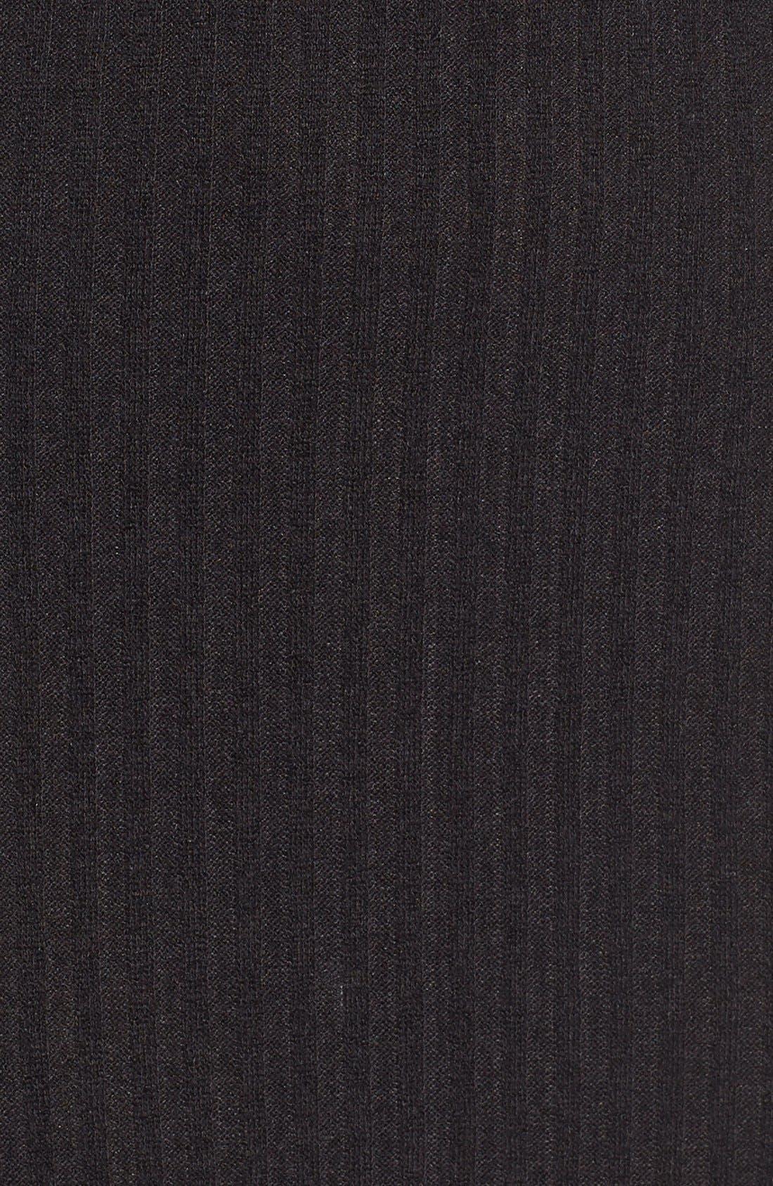 Alternate Image 5  - Lush Ribbed Body-Con Dress