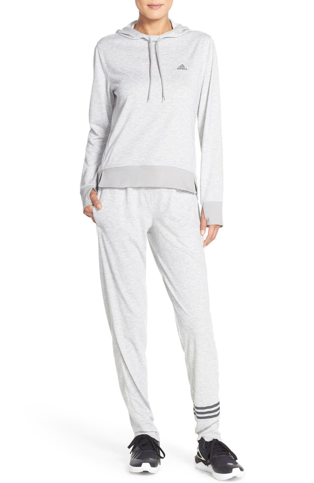 Alternate Image 5  - adidas '2Love' Tapered Sweatpants