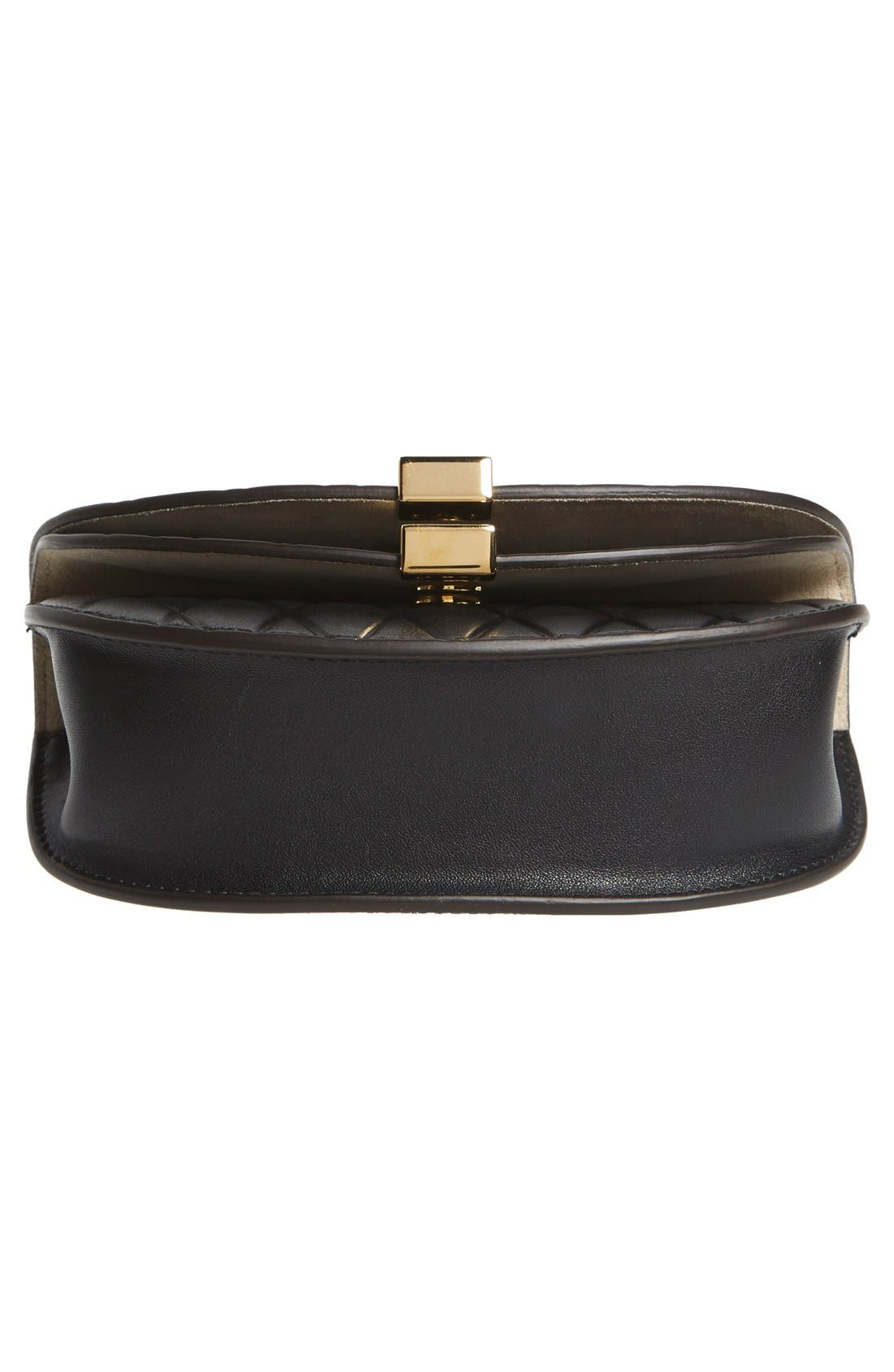 Alternate Image 7  - Chloé 'Nano Georgia' Embossed Calfskin Leather Fanny Pack