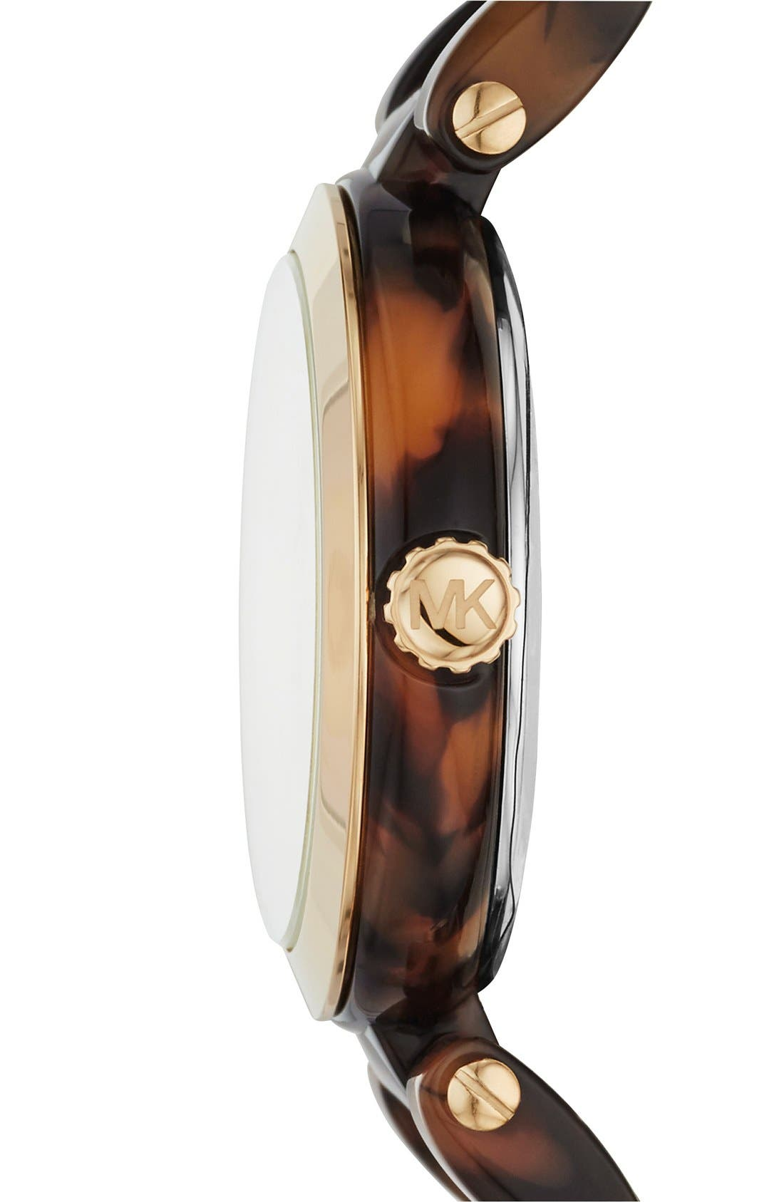 Alternate Image 2  - MICHAEL Michael Kors 'Delray' Bracelet Watch, 36mm
