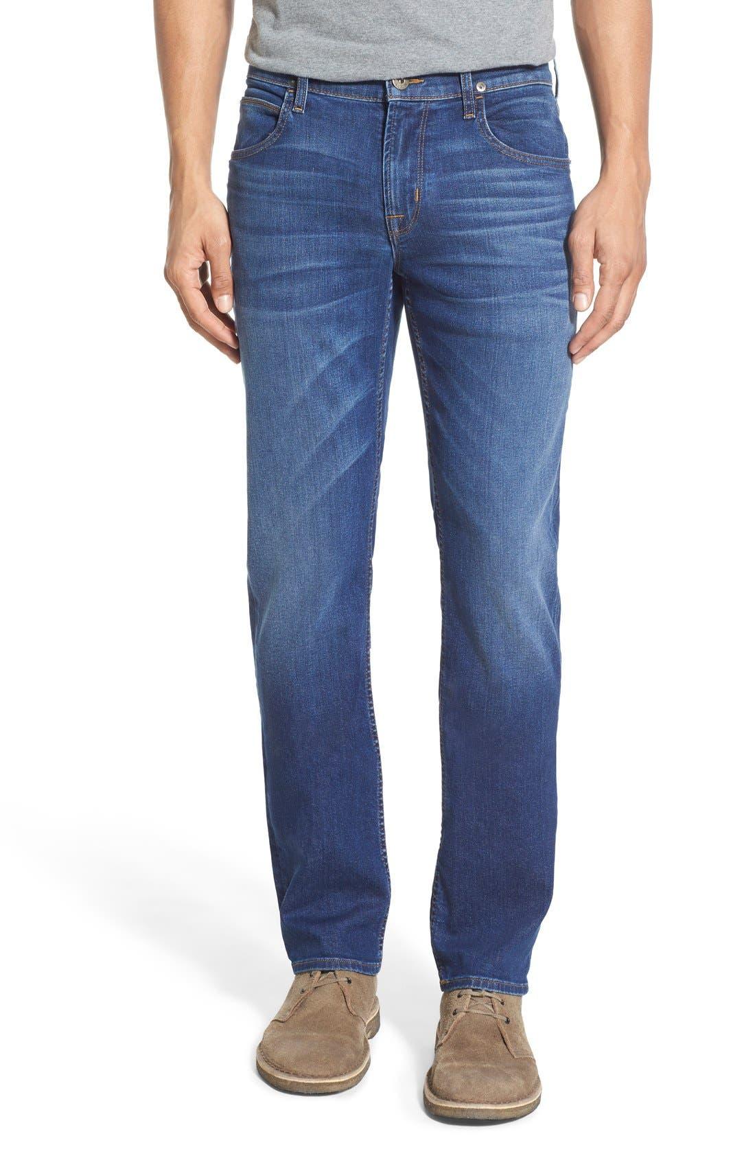 Hudson Jeans 'Byron' Slim Straight Leg Jeans (Nonstop)