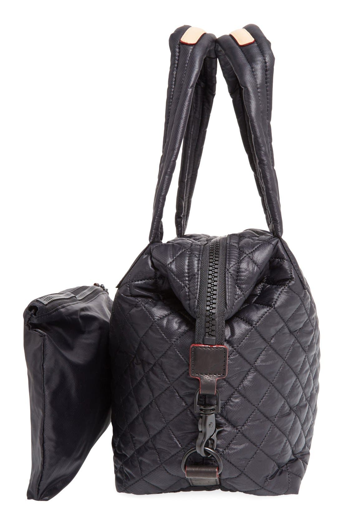 Alternate Image 6  - MZ Wallace 'Medium Sutton' Quilted Oxford Nylon Shoulder Tote