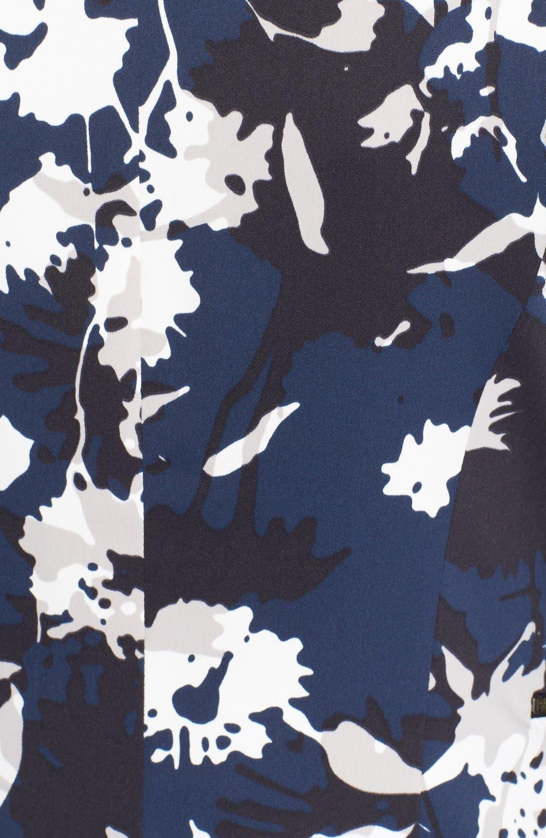Alternate Image 5  - Helene Berman Print Blazer