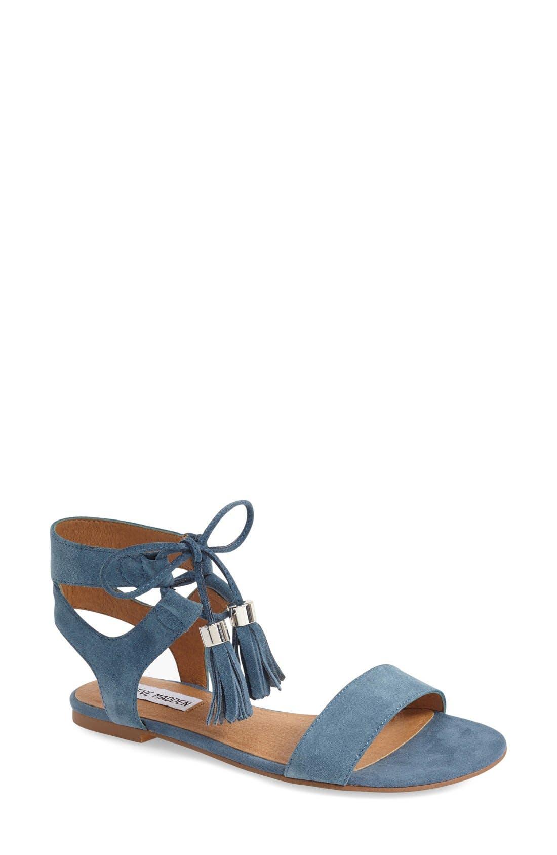Alternate Image 1 Selected - Steve Madden 'Elivait' Sandal (Women)