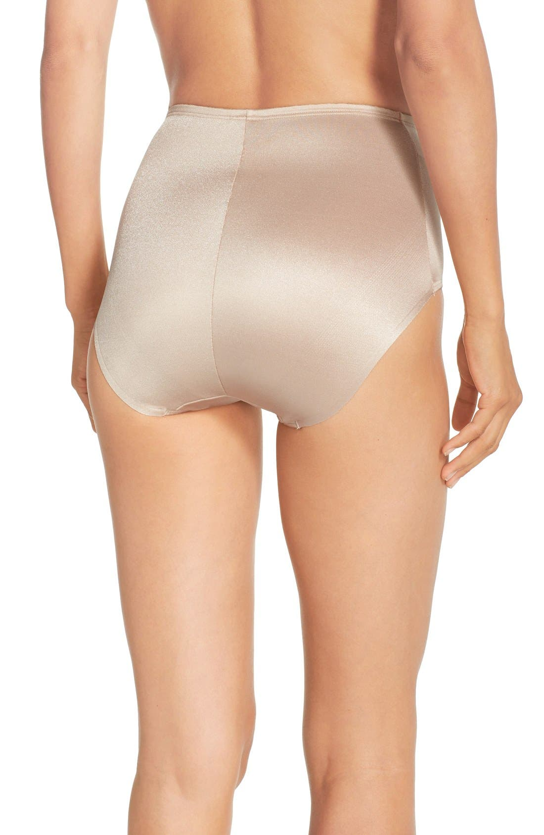 Alternate Image 2  - TC 'Wonderful Edge®' Shaping Briefs