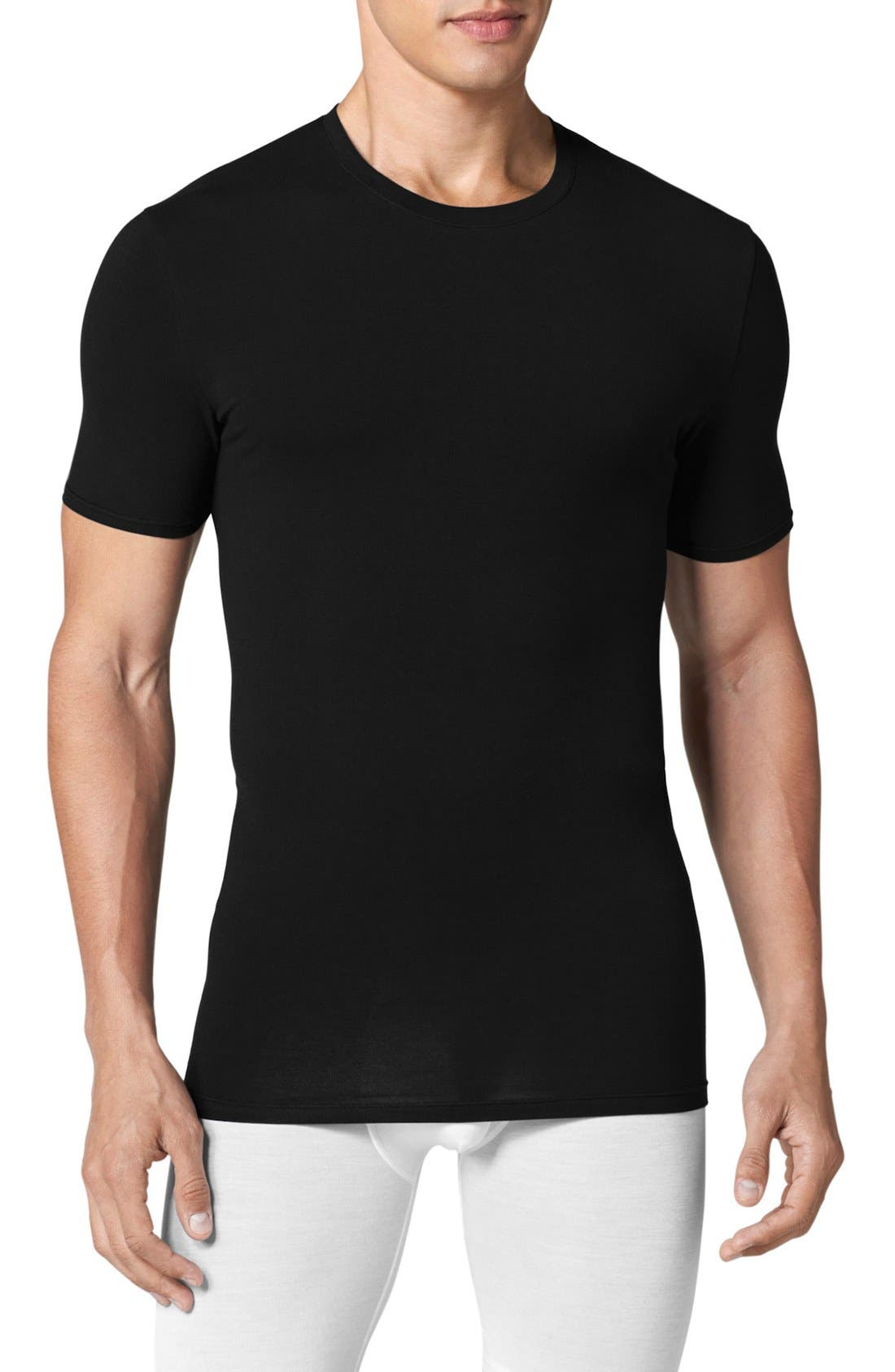 Alternate Image 1 Selected - Tommy John 'Second Skin' Crewneck Undershirt