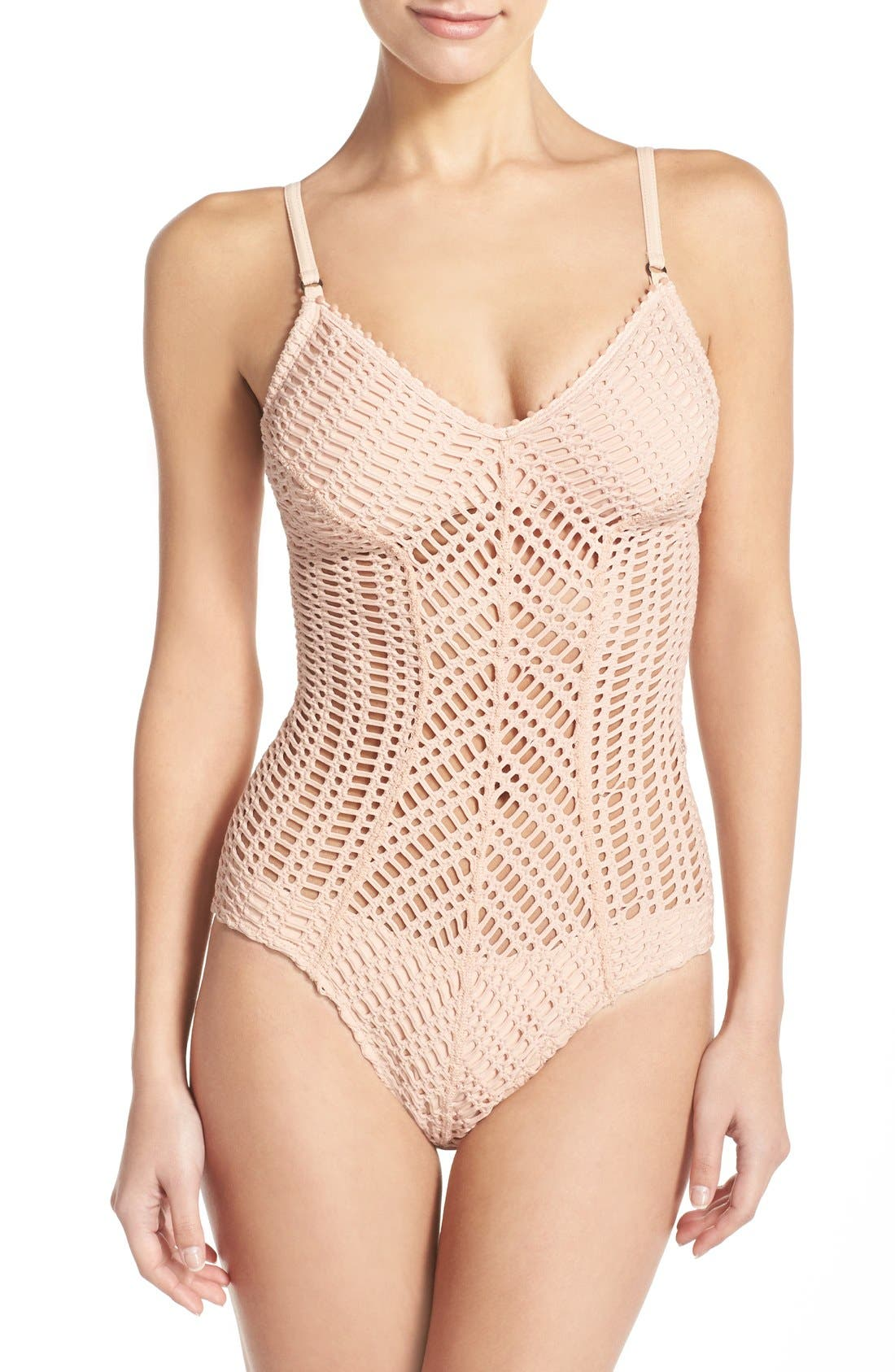 Main Image - Robin Piccone Sophia One-Piece Swimsuit