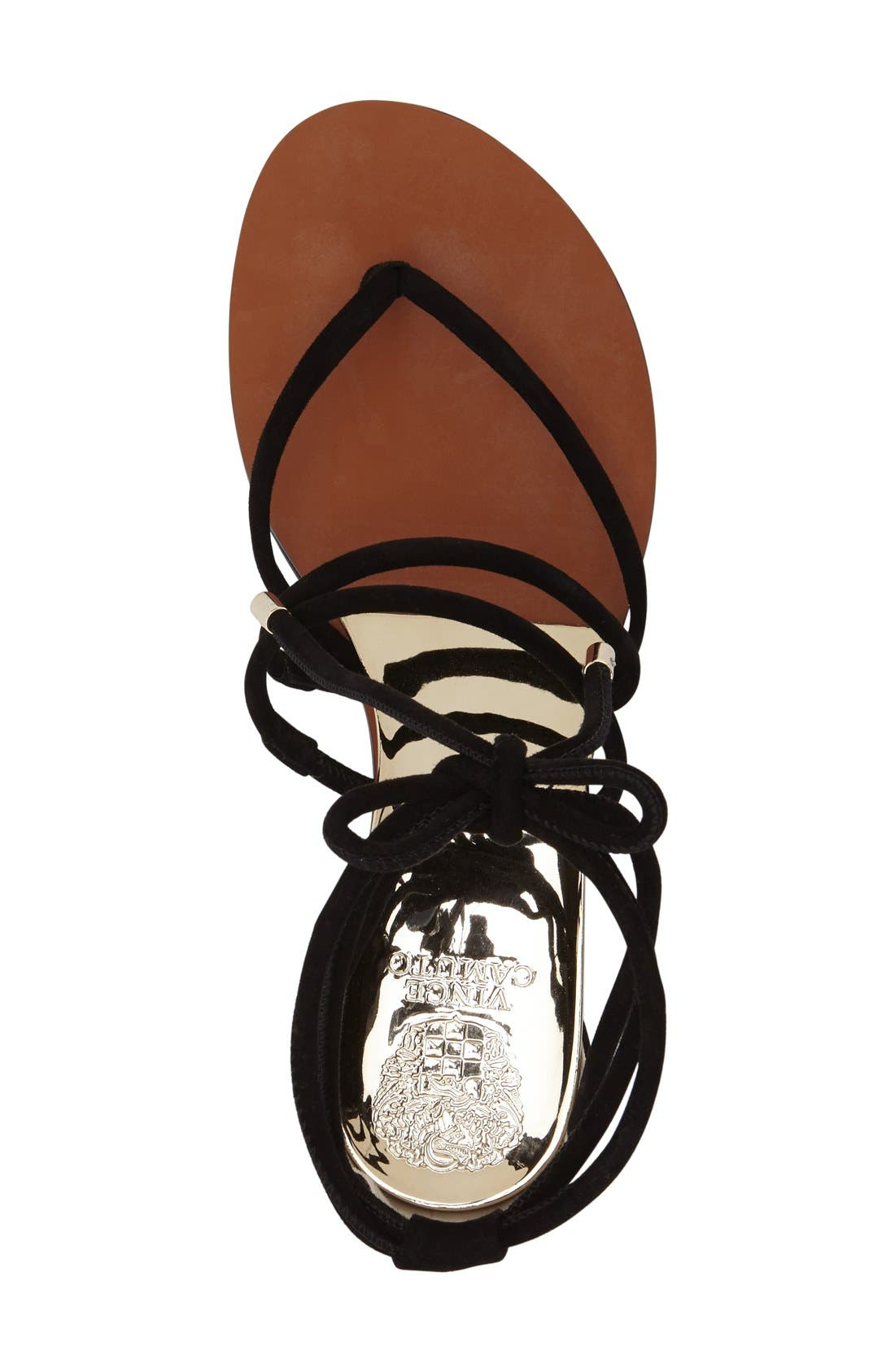 Alternate Image 3  - Vince Camuto 'Adalson' Strappy Thong Sandal (Women)