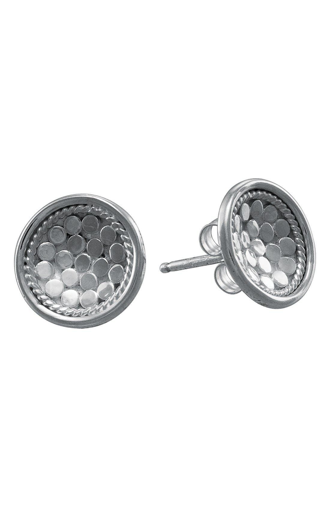 Main Image - Anna Beck 'Gili' Small Dish Stud Earrings