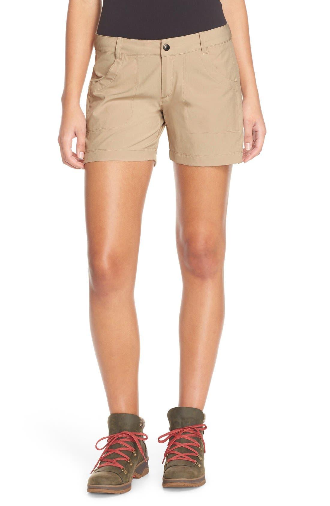 Main Image - Patagonia 'Happy Hike' Shorts