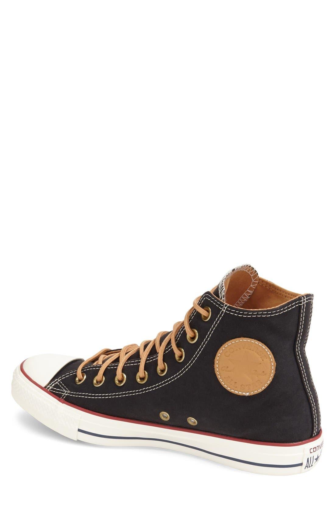 Alternate Image 2  - Converse Chuck Taylor® All Star® High-Top Sneaker (Men)